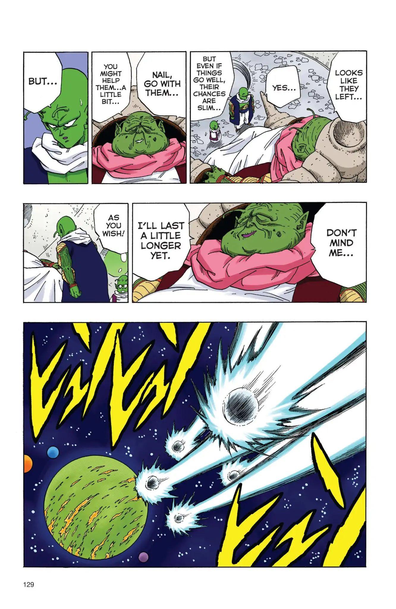 Dragon Ball Full Color Freeza Arc Chapter 26  Online Free Manga Read Image 14