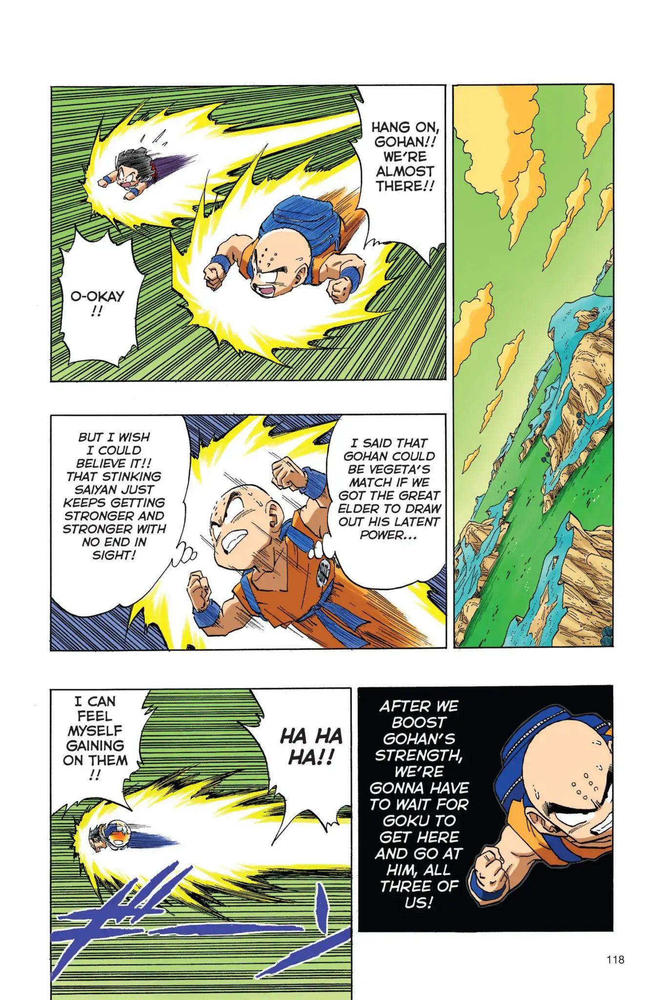 Dragon Ball Full Color Freeza Arc Chapter 26  Online Free Manga Read Image 3