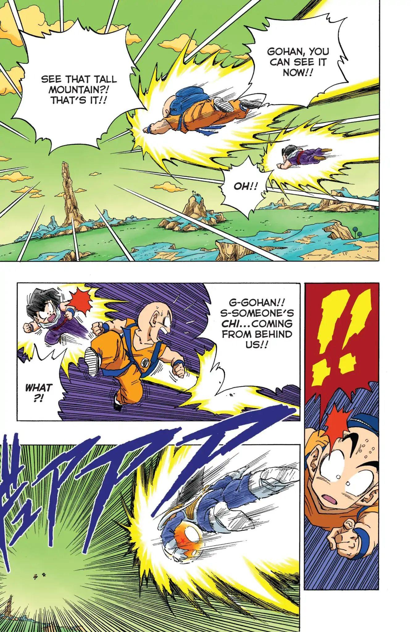 Dragon Ball Full Color Freeza Arc Chapter 26  Online Free Manga Read Image 4