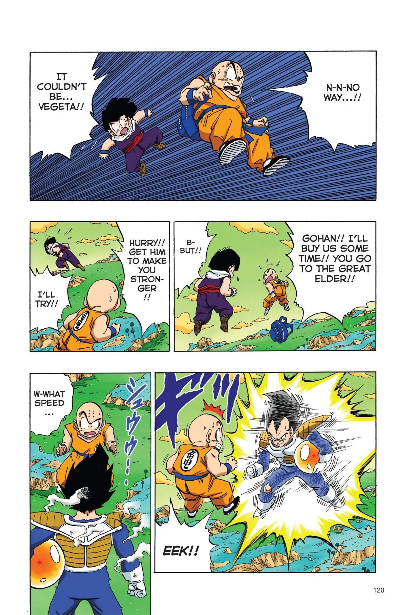 Dragon Ball Full Color Freeza Arc Chapter 26  Online Free Manga Read Image 5