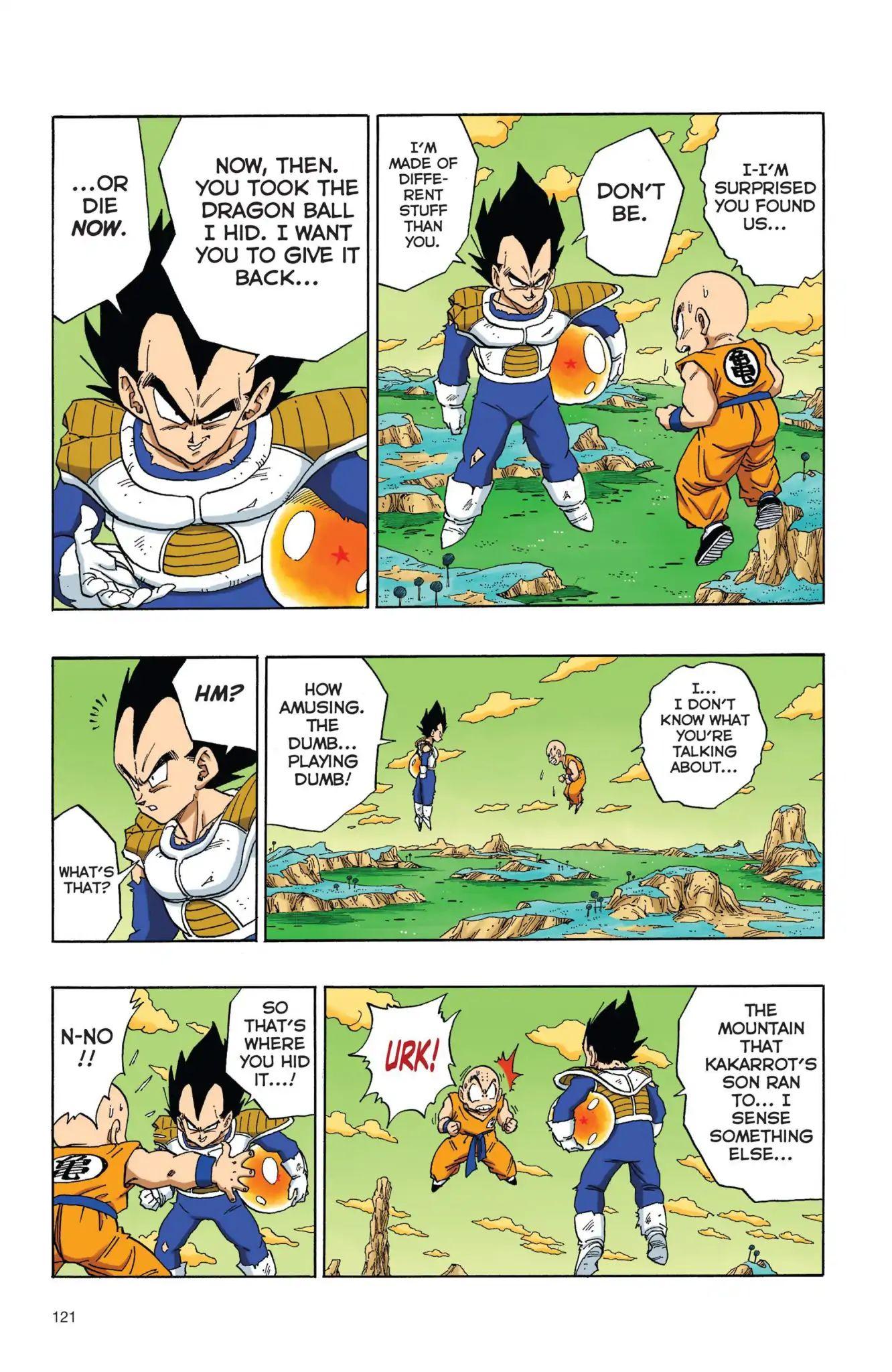 Dragon Ball Full Color Freeza Arc Chapter 26  Online Free Manga Read Image 6