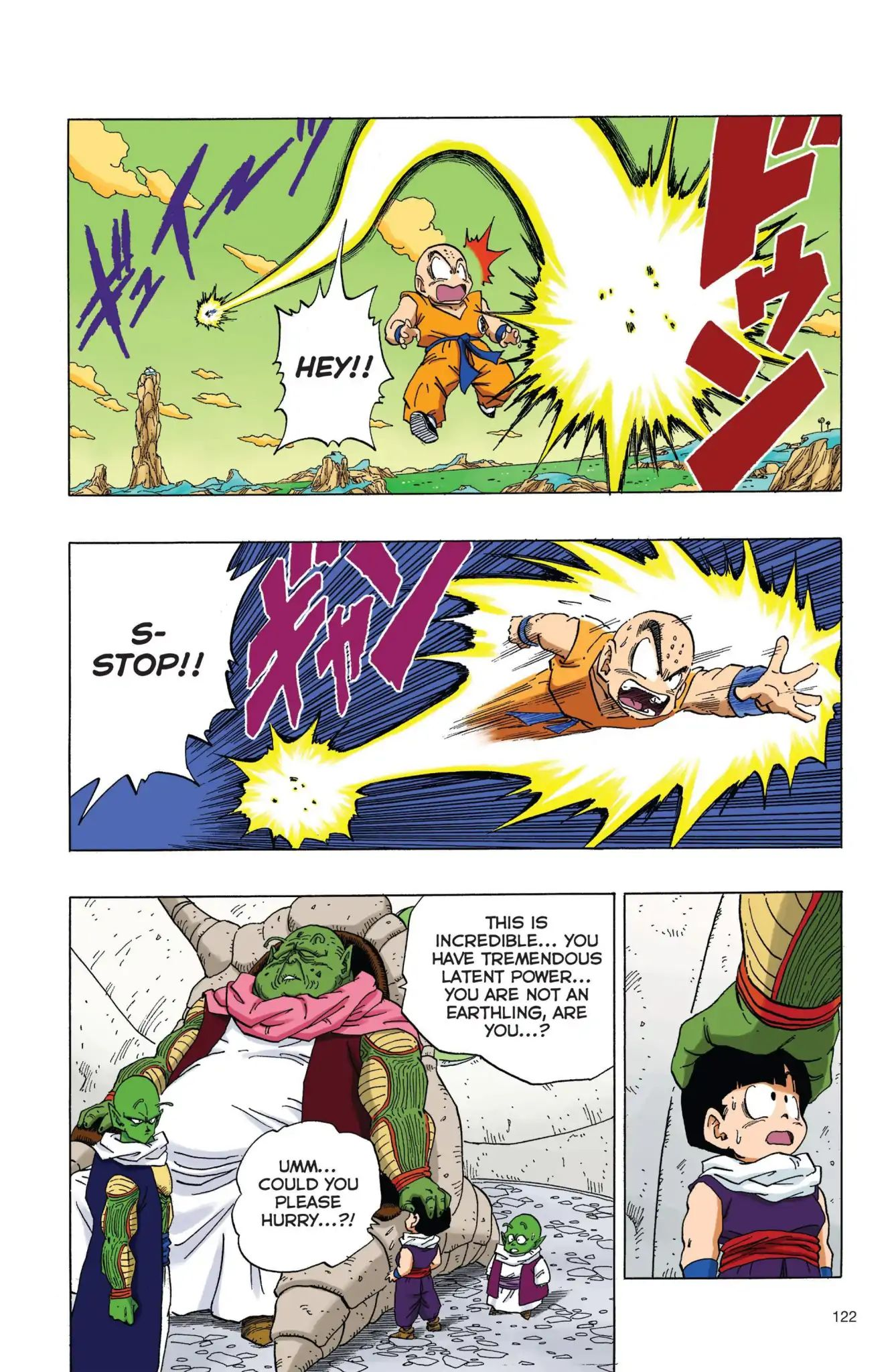 Dragon Ball Full Color Freeza Arc Chapter 26  Online Free Manga Read Image 7