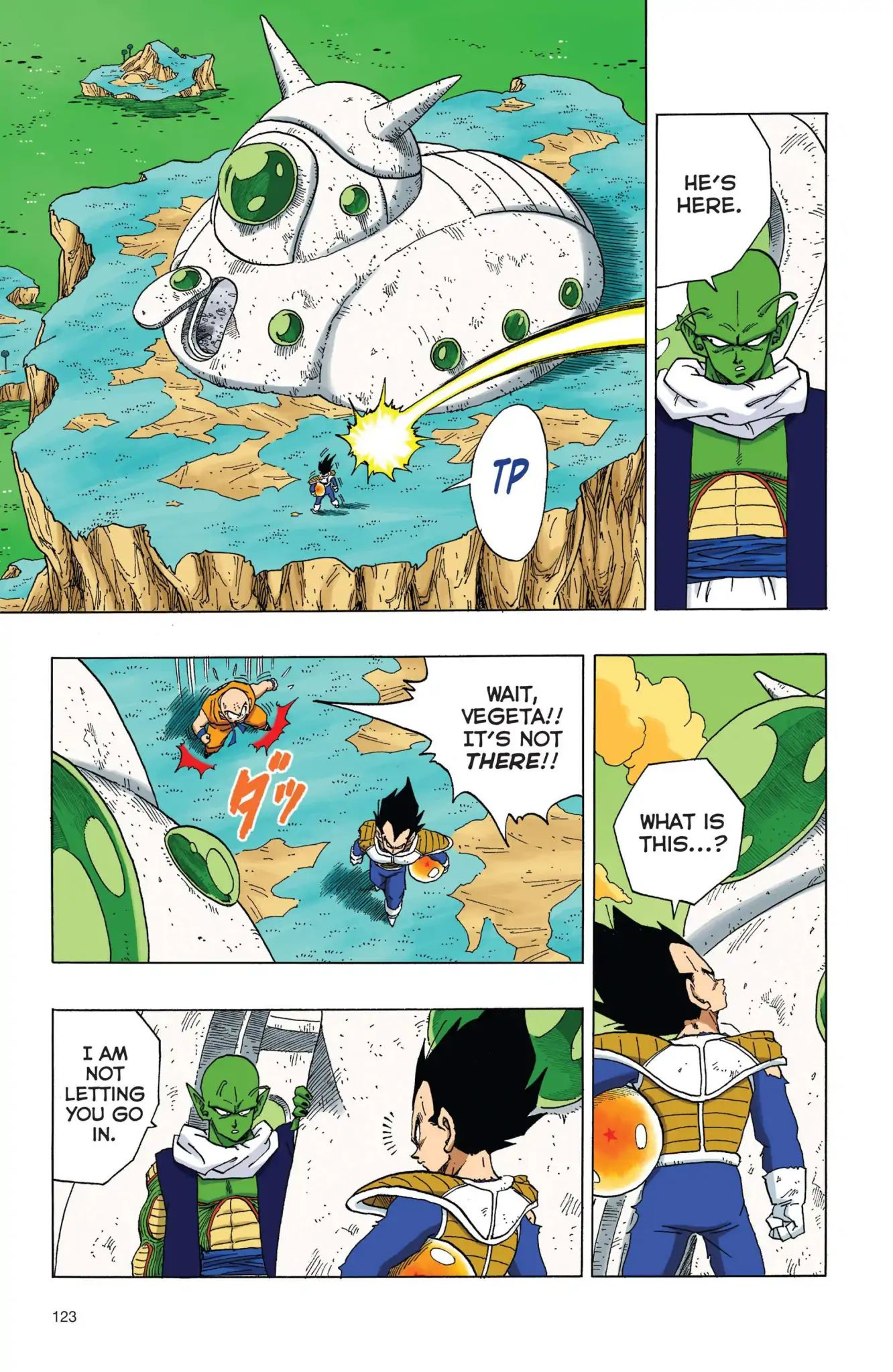 Dragon Ball Full Color Freeza Arc Chapter 26  Online Free Manga Read Image 8
