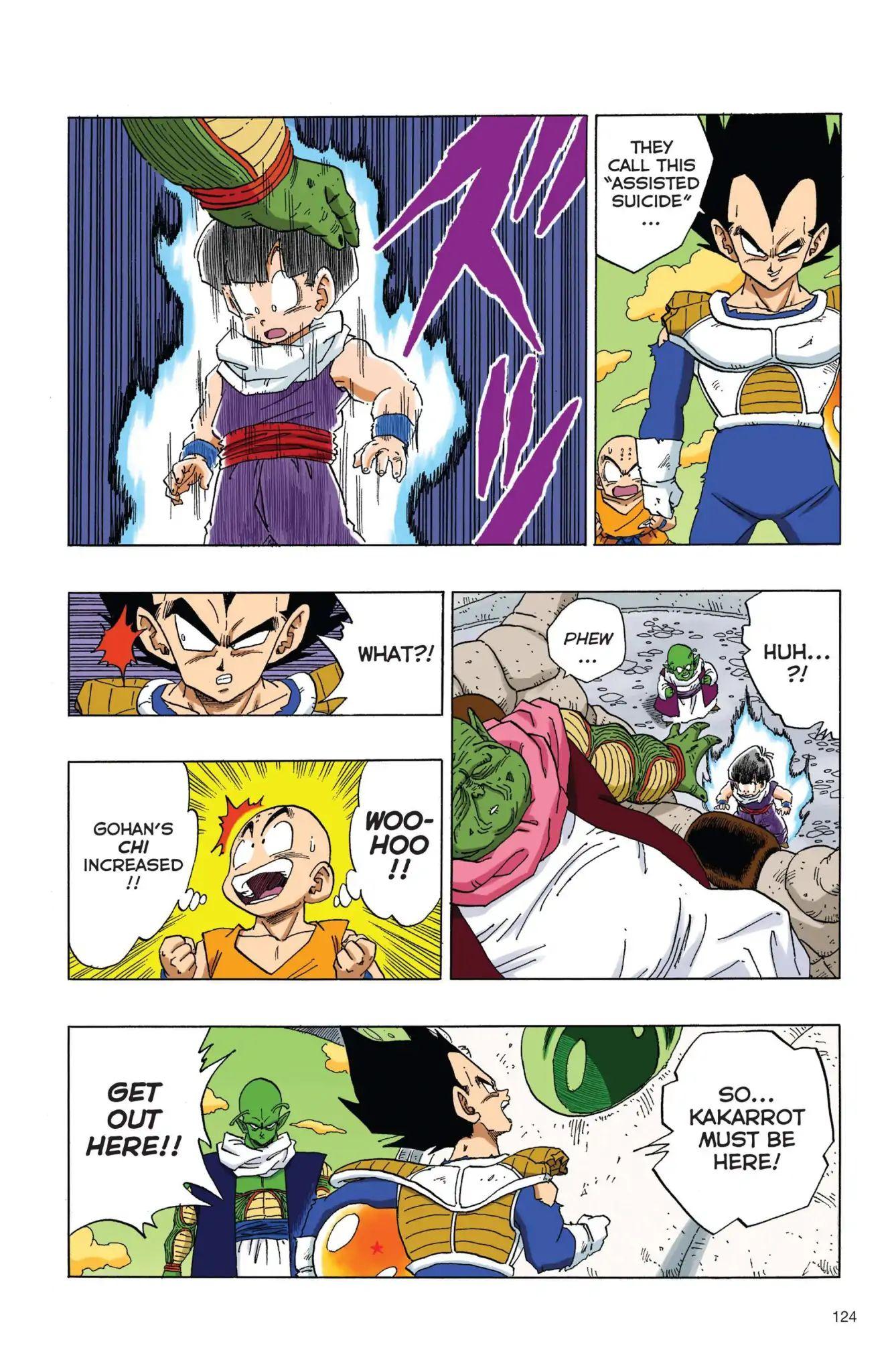 Dragon Ball Full Color Freeza Arc Chapter 26  Online Free Manga Read Image 9