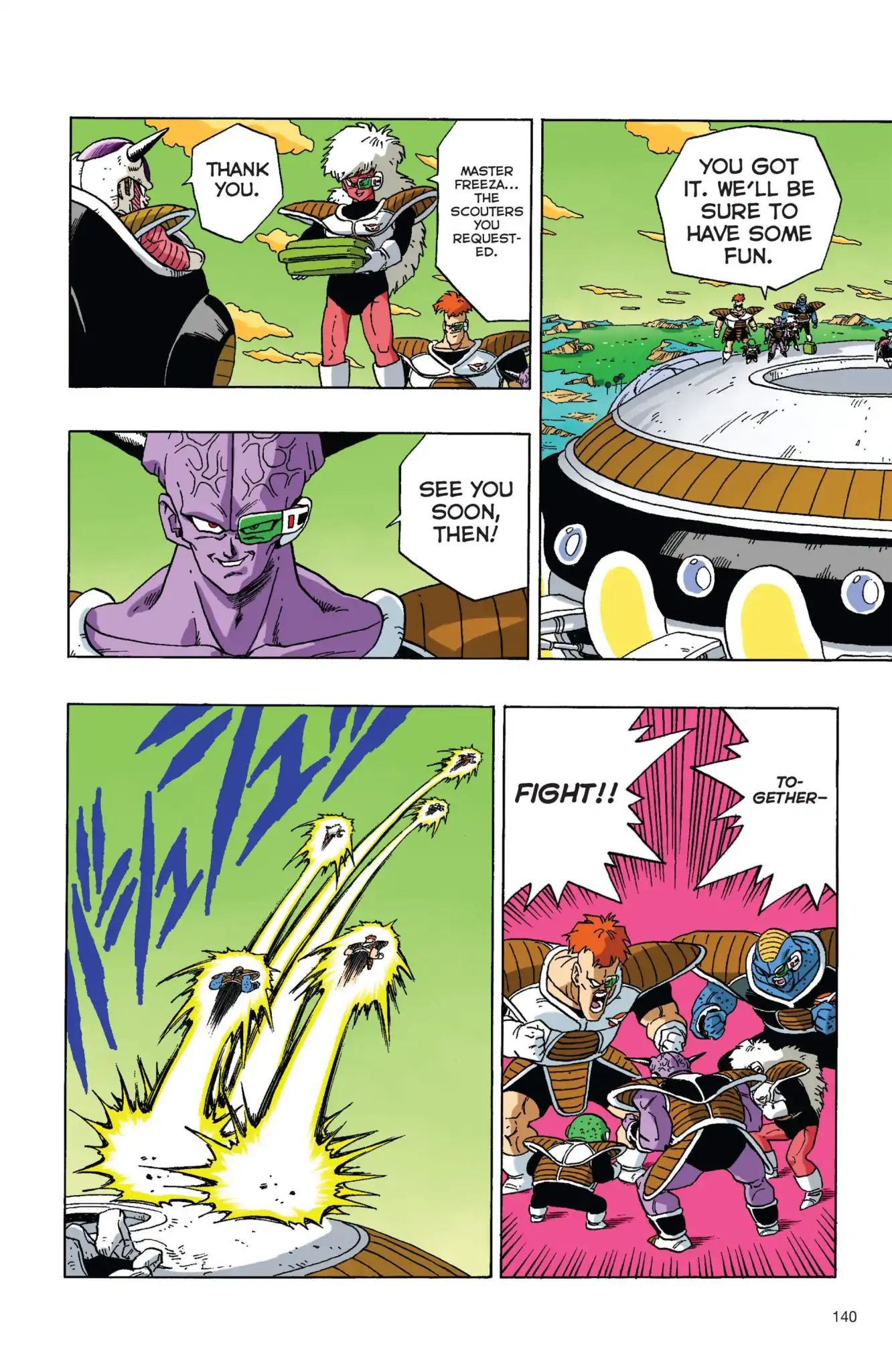 Dragon Ball Full Color Freeza Arc Chapter 27  Online Free Manga Read Image 10