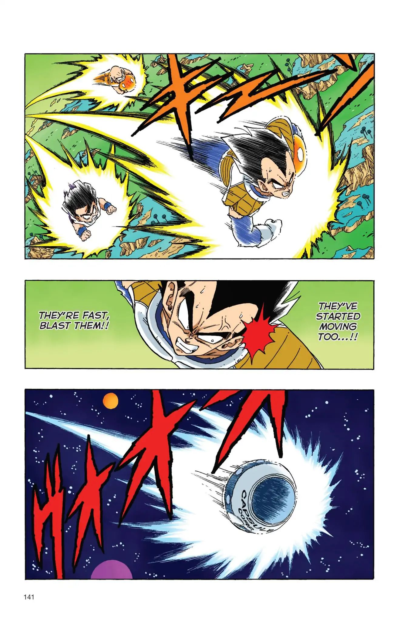 Dragon Ball Full Color Freeza Arc Chapter 27  Online Free Manga Read Image 11
