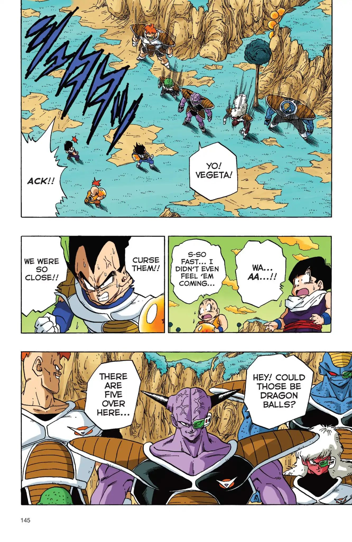Dragon Ball Full Color Freeza Arc Chapter 27  Online Free Manga Read Image 15