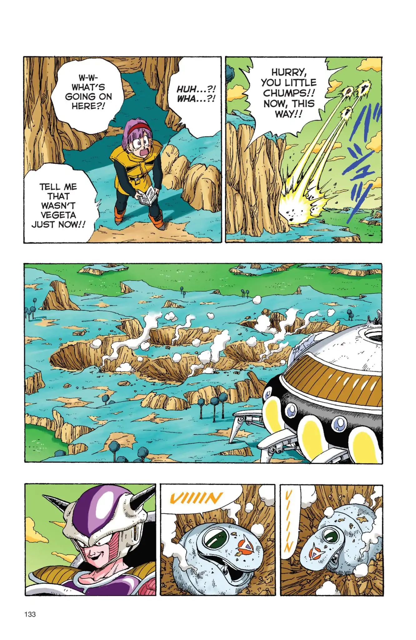 Dragon Ball Full Color Freeza Arc Chapter 27  Online Free Manga Read Image 3