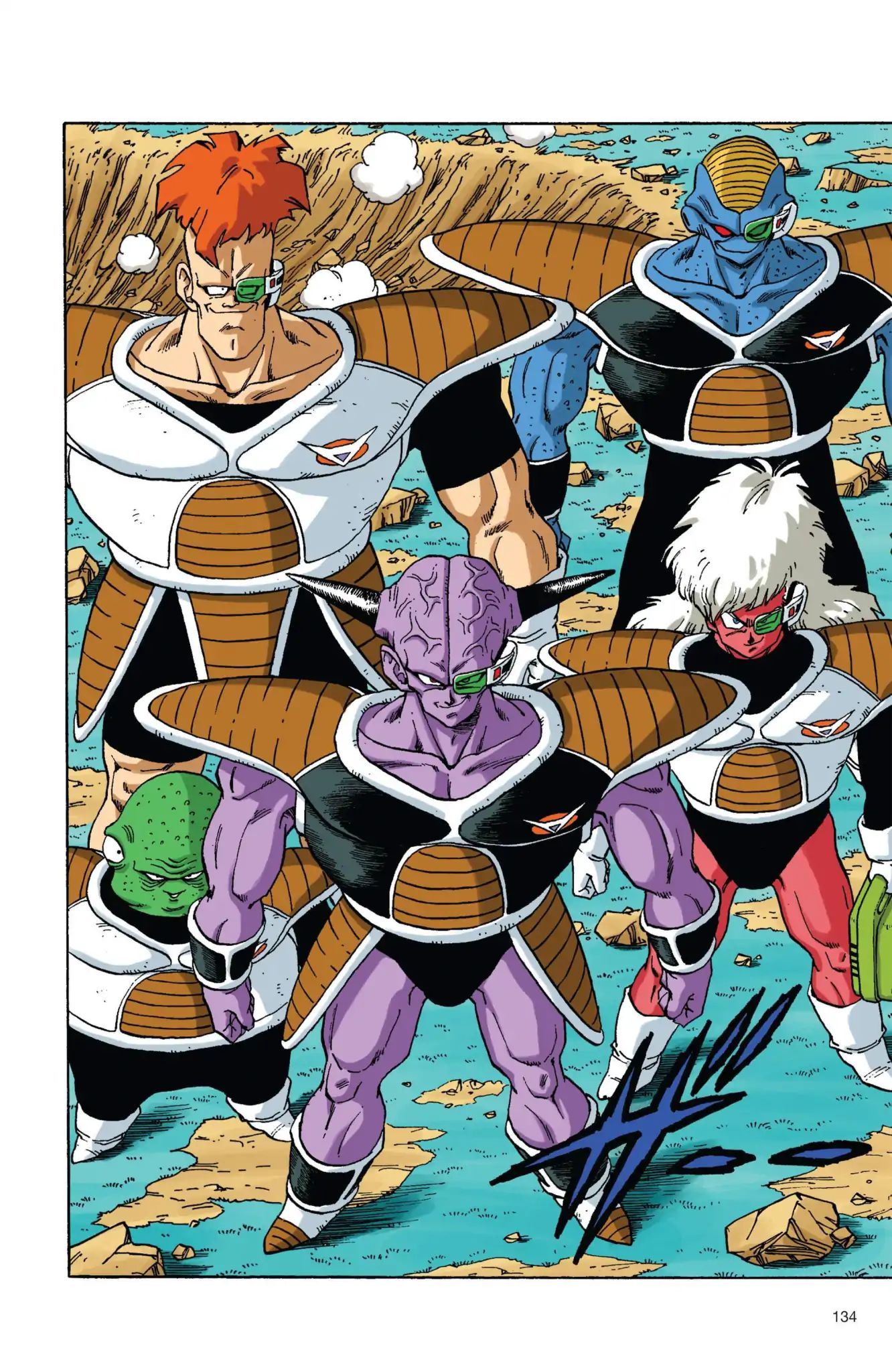 Dragon Ball Full Color Freeza Arc Chapter 27  Online Free Manga Read Image 4