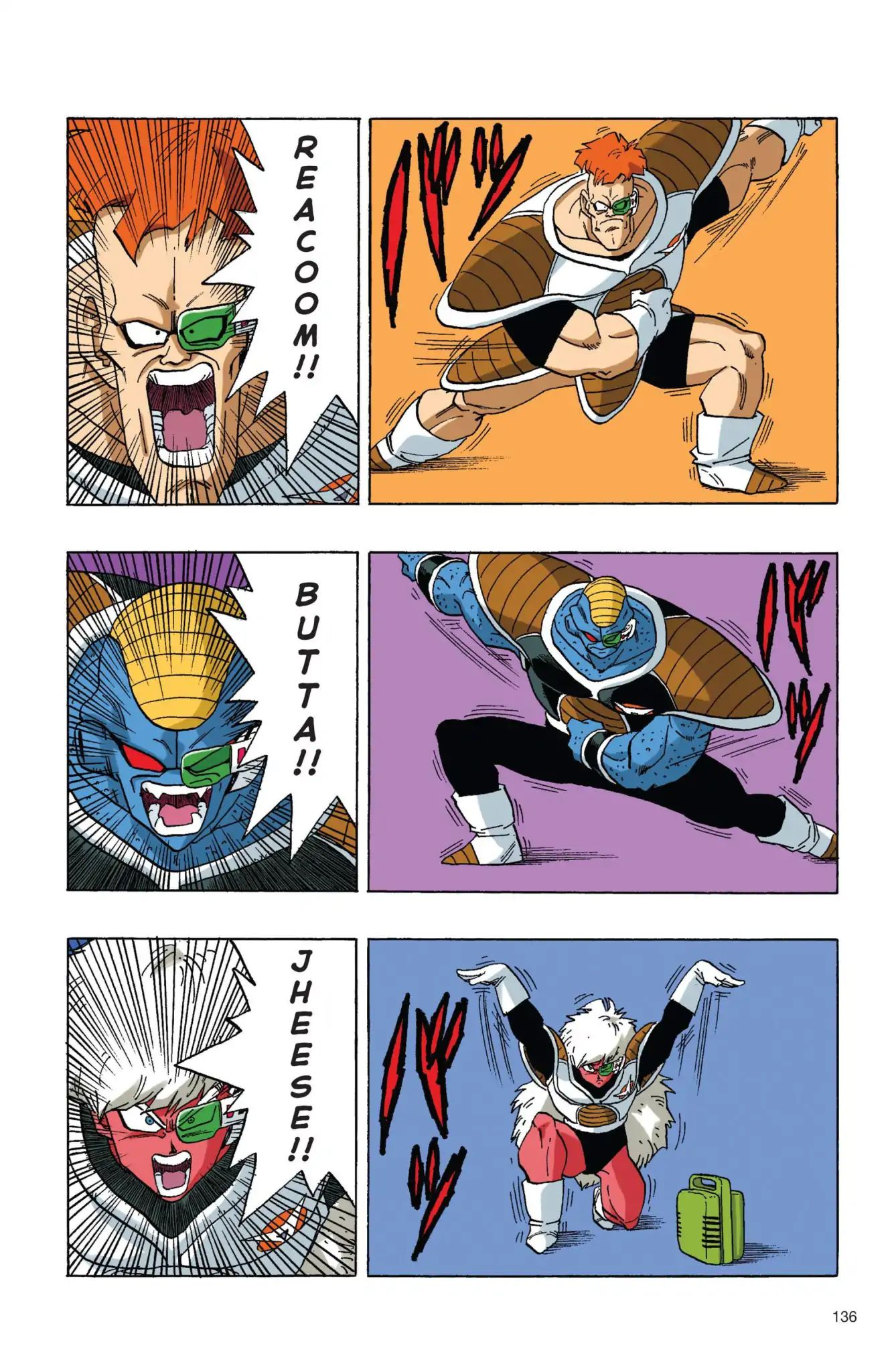 Dragon Ball Full Color Freeza Arc Chapter 27  Online Free Manga Read Image 6