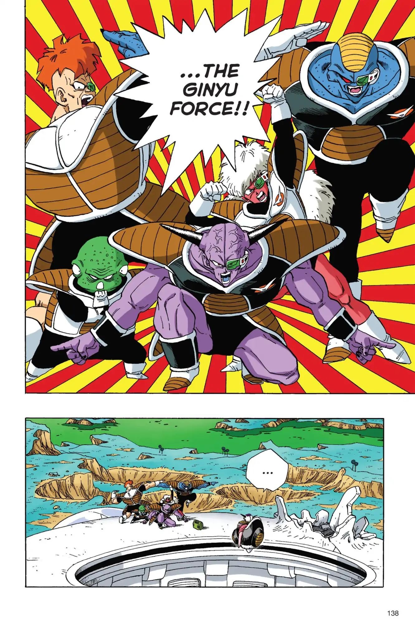 Dragon Ball Full Color Freeza Arc Chapter 27  Online Free Manga Read Image 8