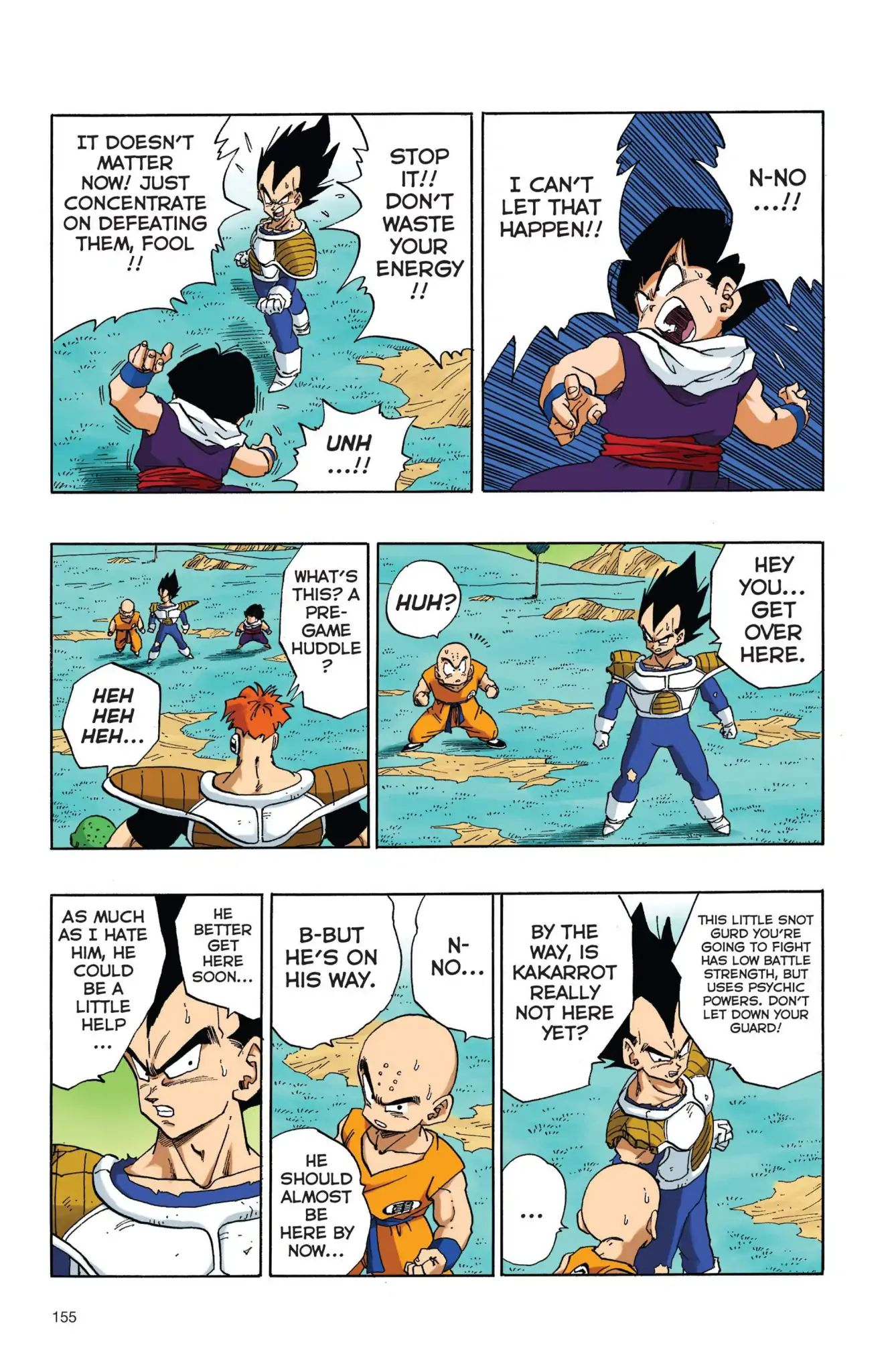 Dragon Ball Full Color Freeza Arc Chapter 28  Online Free Manga Read Image 10