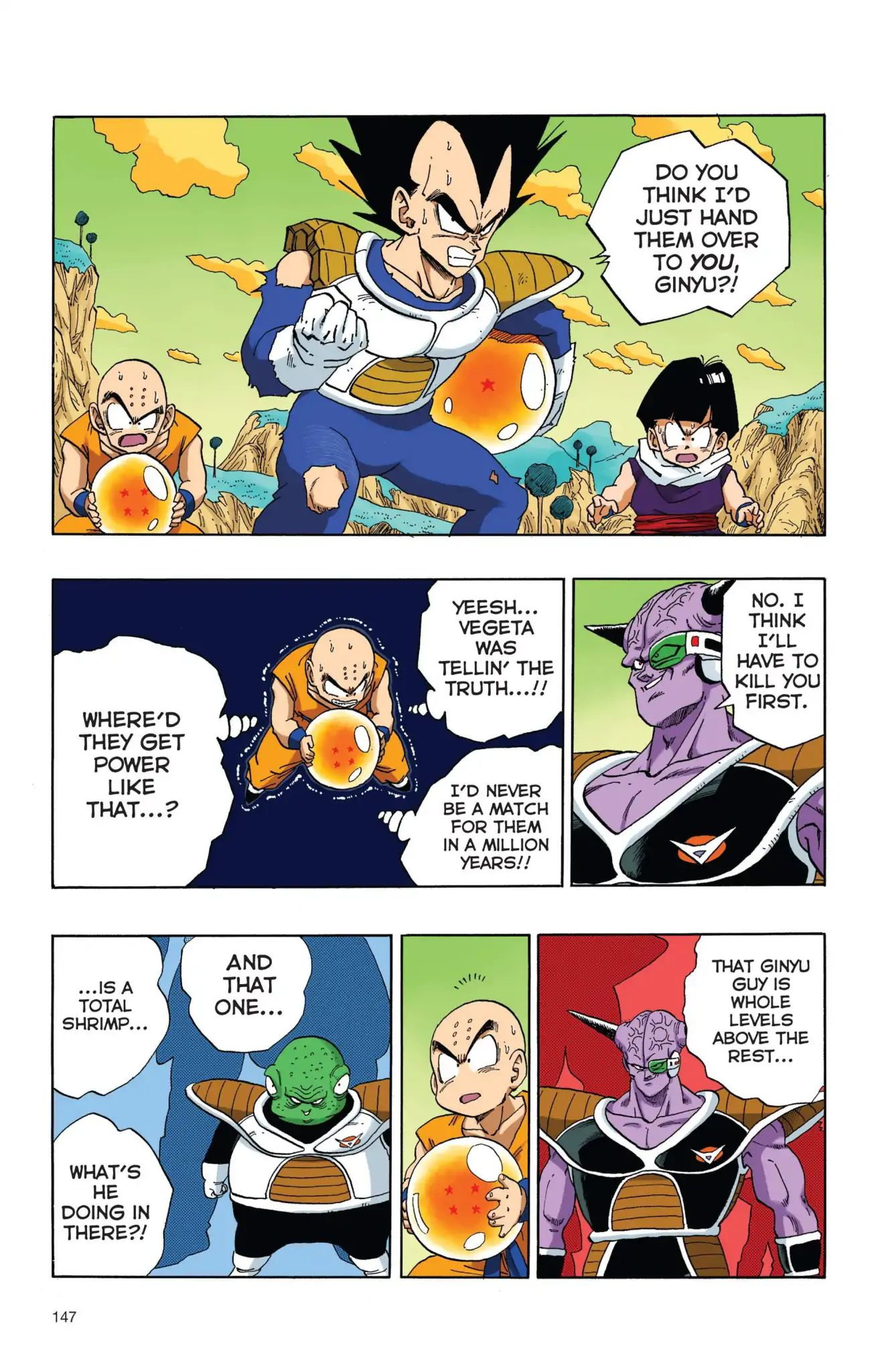 Dragon Ball Full Color Freeza Arc Chapter 28  Online Free Manga Read Image 2