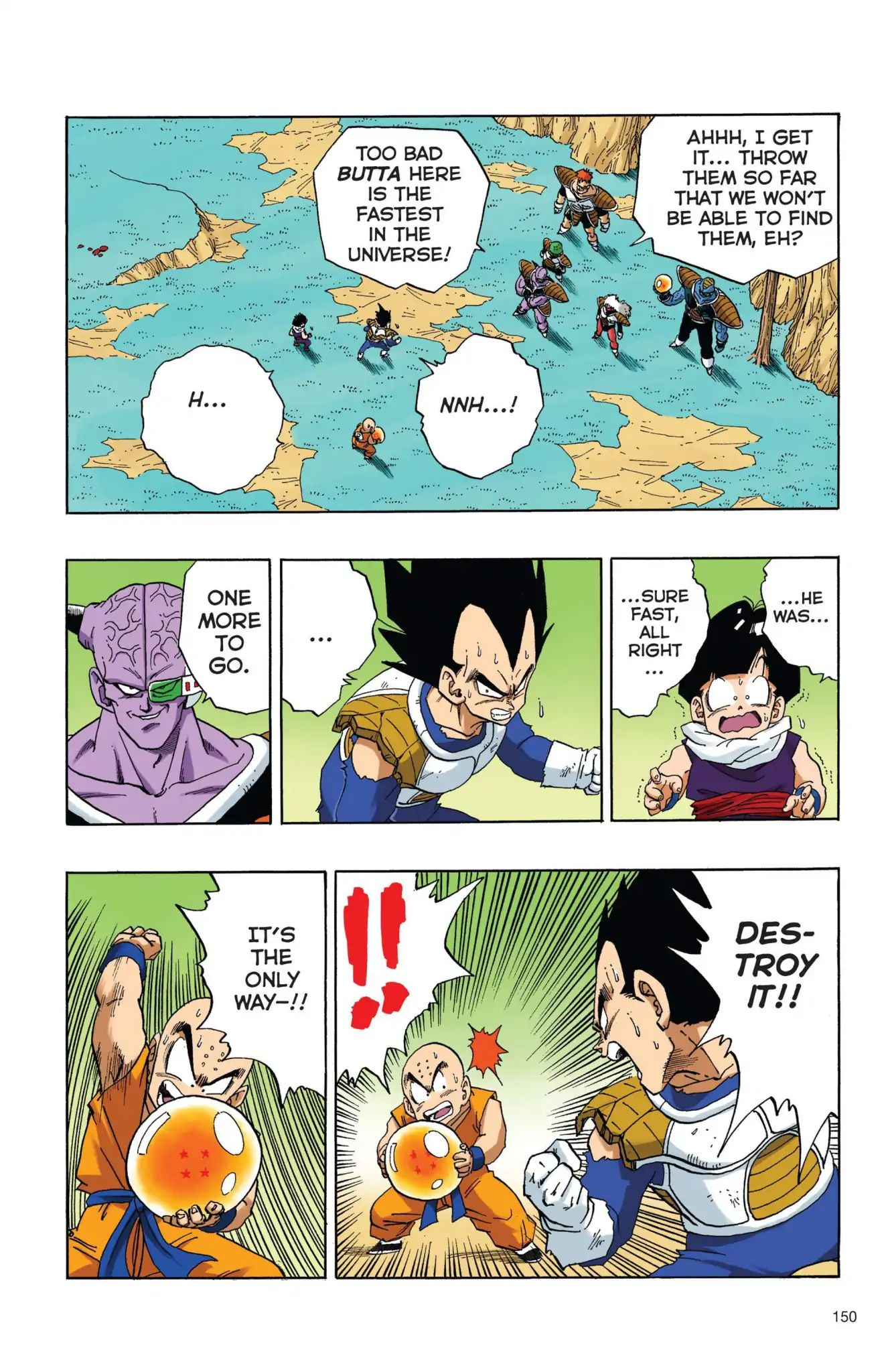 Dragon Ball Full Color Freeza Arc Chapter 28  Online Free Manga Read Image 5