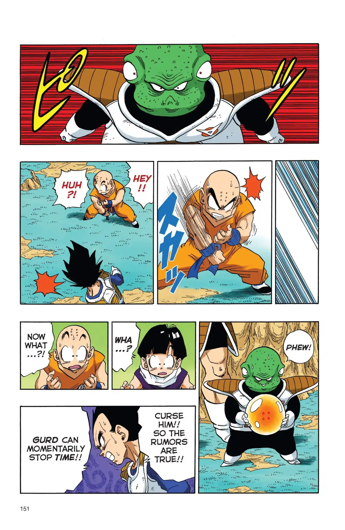 Dragon Ball Full Color Freeza Arc Chapter 28  Online Free Manga Read Image 6