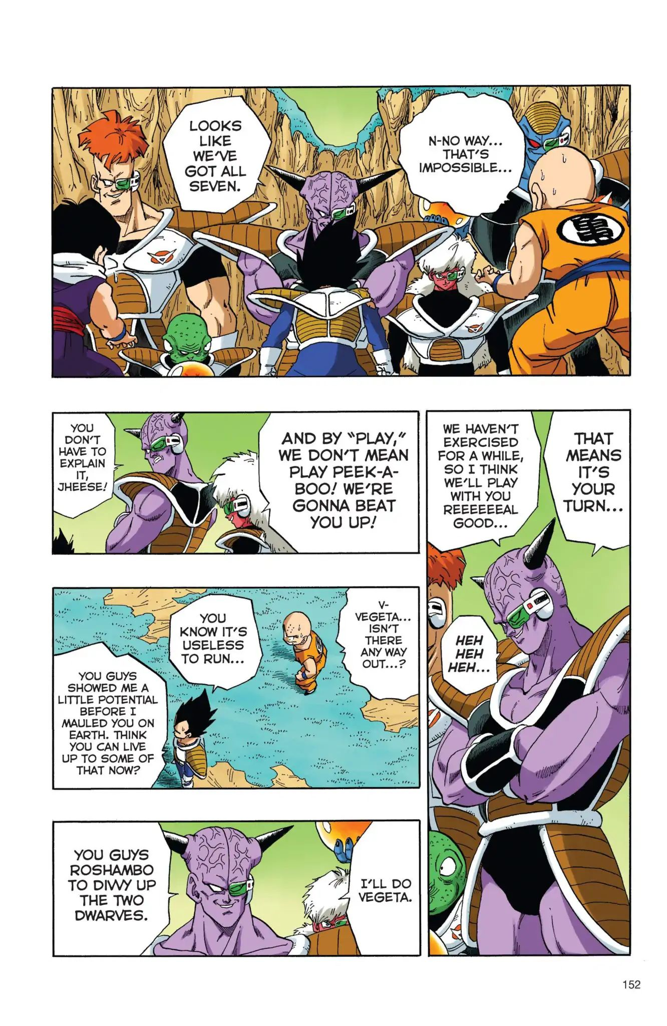 Dragon Ball Full Color Freeza Arc Chapter 28  Online Free Manga Read Image 7