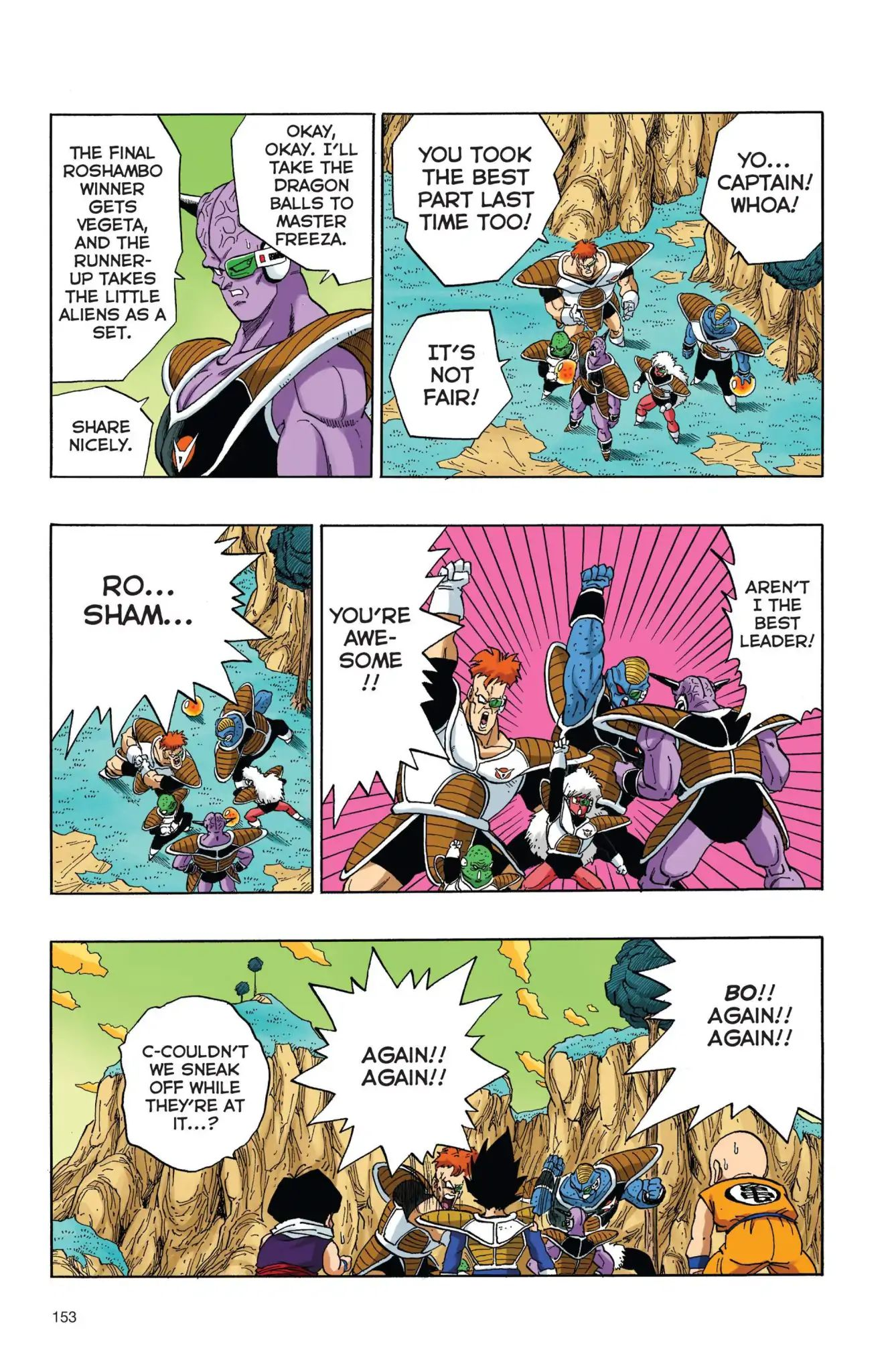 Dragon Ball Full Color Freeza Arc Chapter 28  Online Free Manga Read Image 8