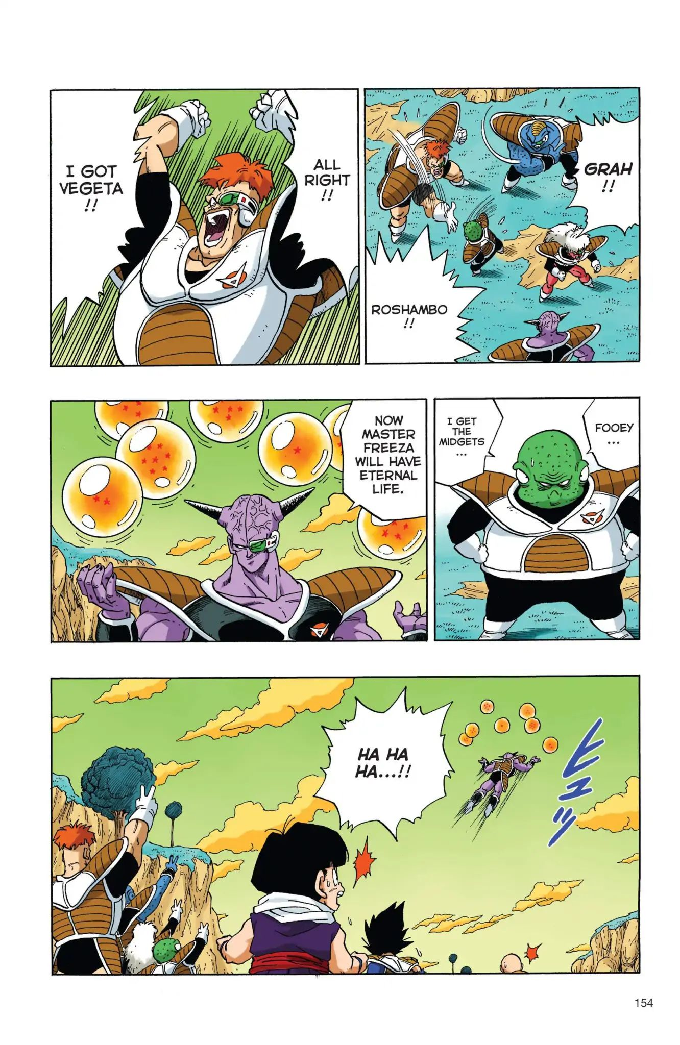 Dragon Ball Full Color Freeza Arc Chapter 28  Online Free Manga Read Image 9
