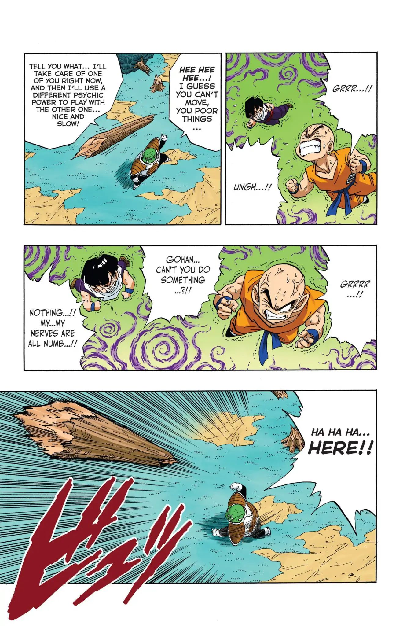 Dragon Ball Full Color Freeza Arc Chapter 29  Online Free Manga Read Image 10