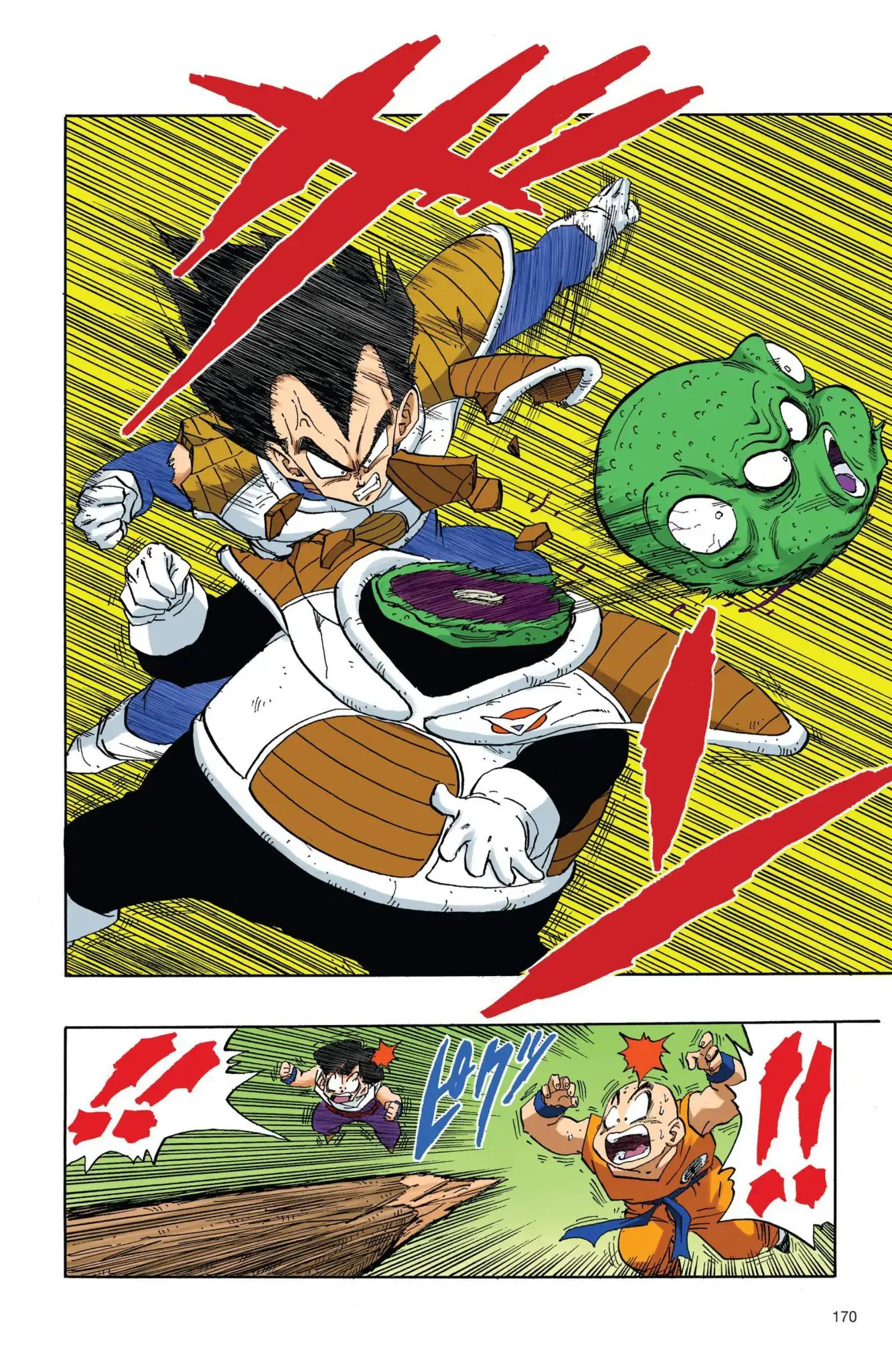 Dragon Ball Full Color Freeza Arc Chapter 29  Online Free Manga Read Image 11
