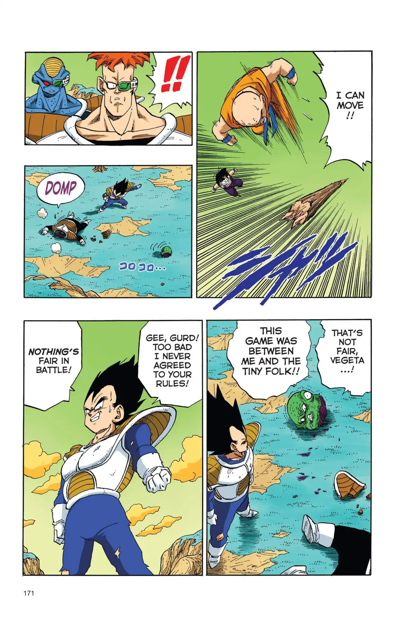 Dragon Ball Full Color Freeza Arc Chapter 29  Online Free Manga Read Image 12