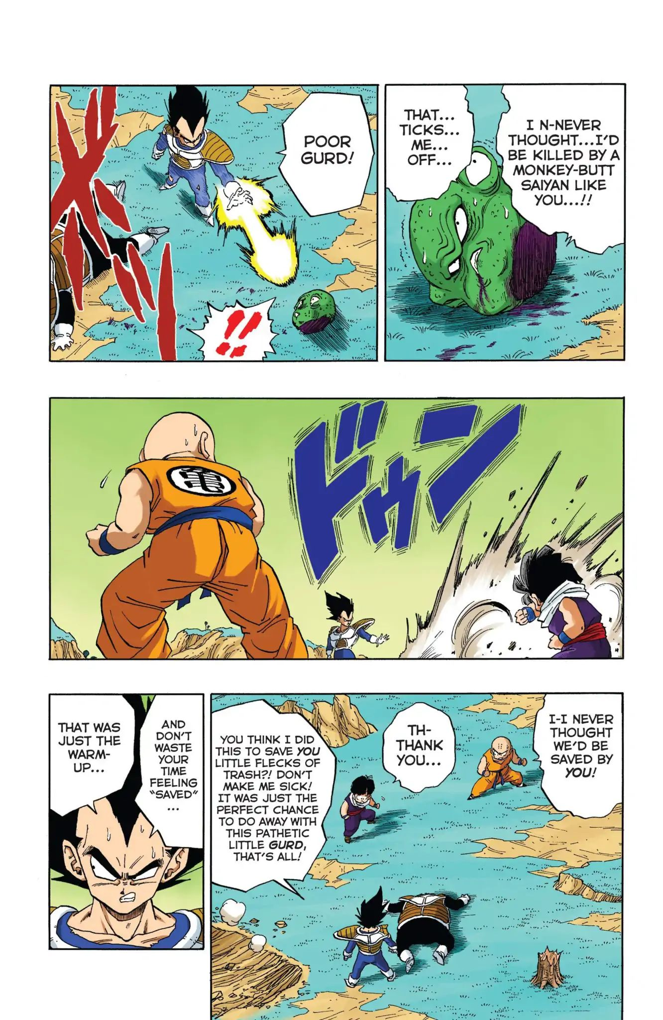 Dragon Ball Full Color Freeza Arc Chapter 29  Online Free Manga Read Image 13