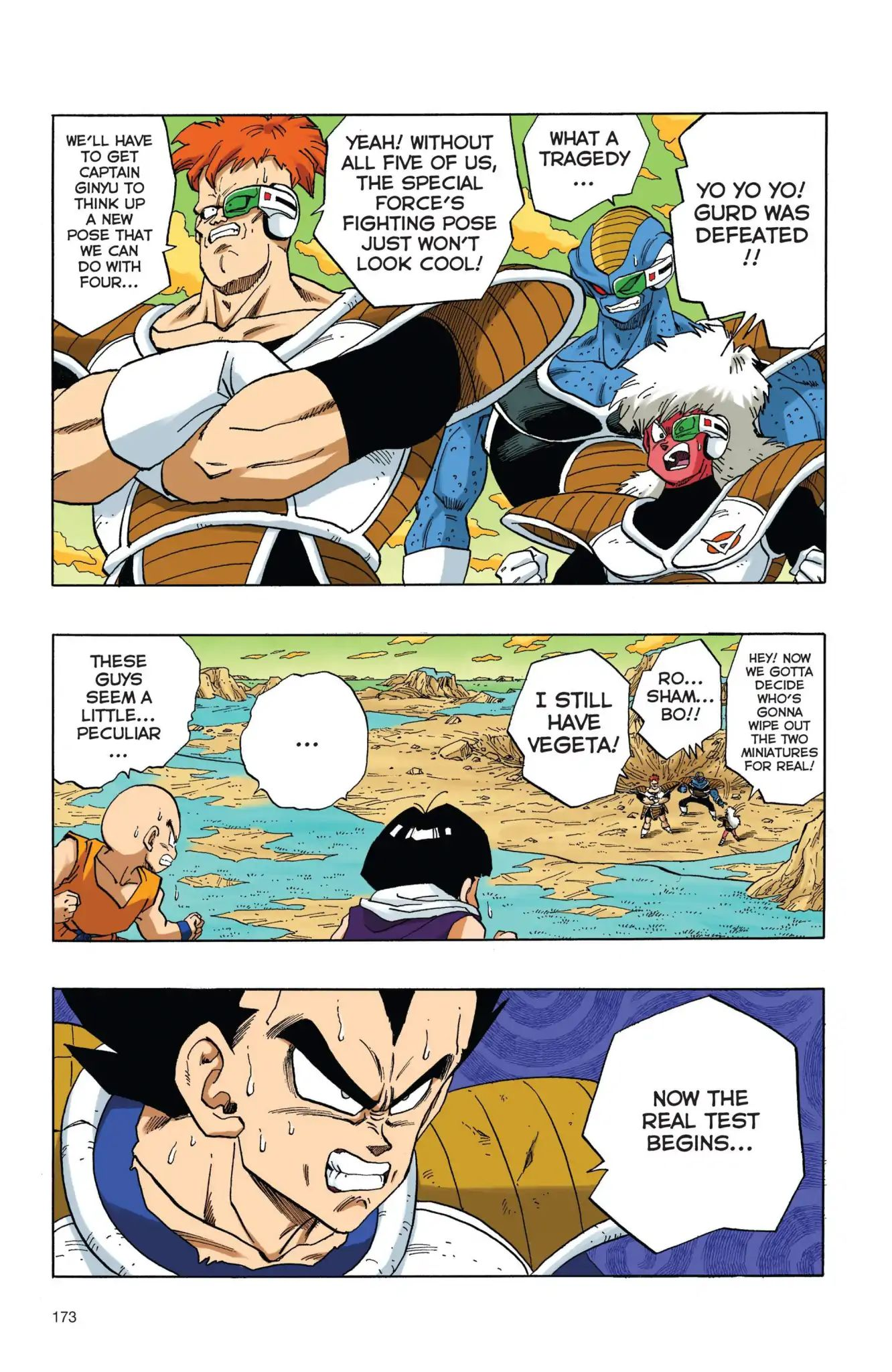 Dragon Ball Full Color Freeza Arc Chapter 29  Online Free Manga Read Image 14