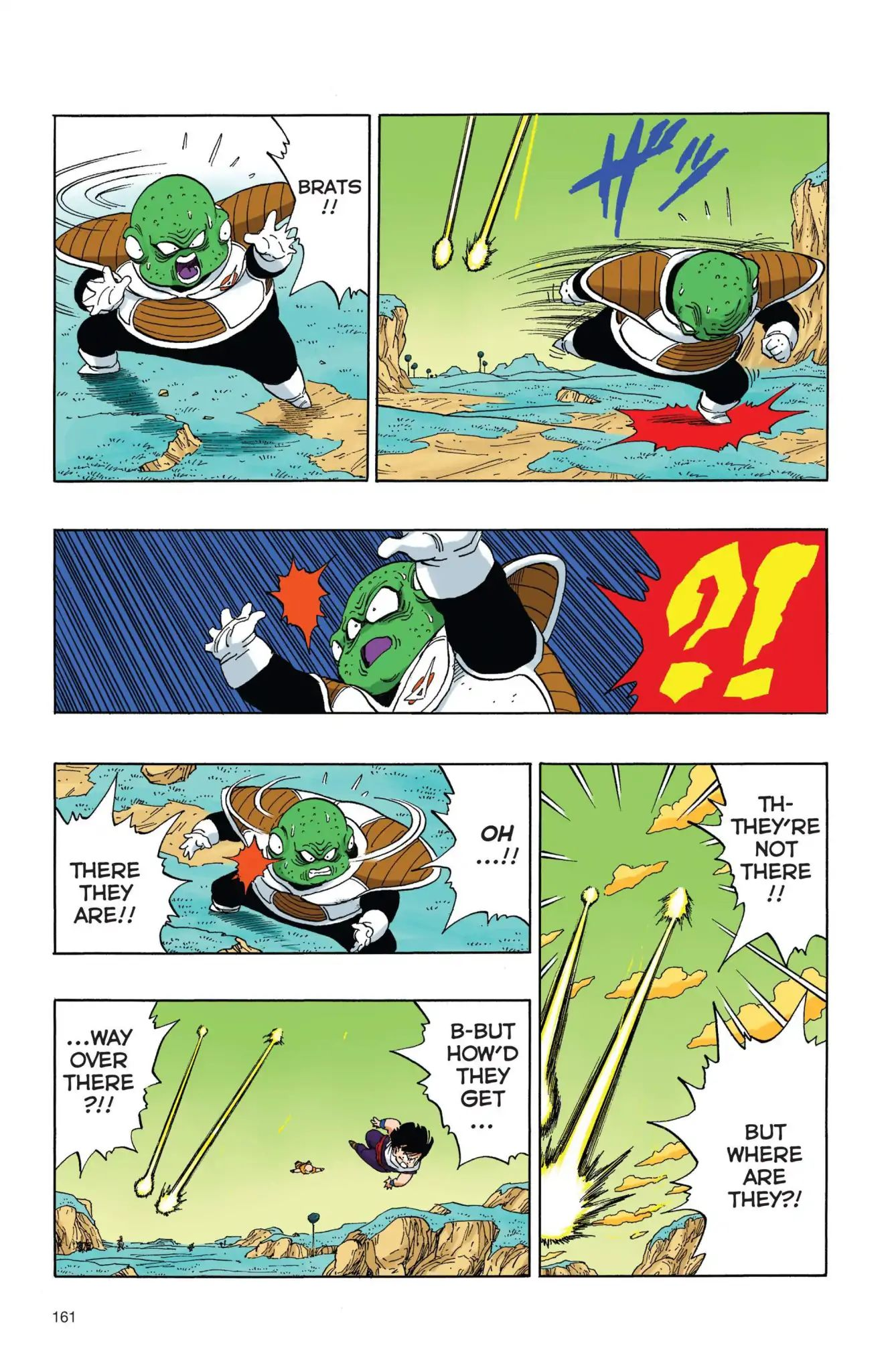 Dragon Ball Full Color Freeza Arc Chapter 29  Online Free Manga Read Image 2