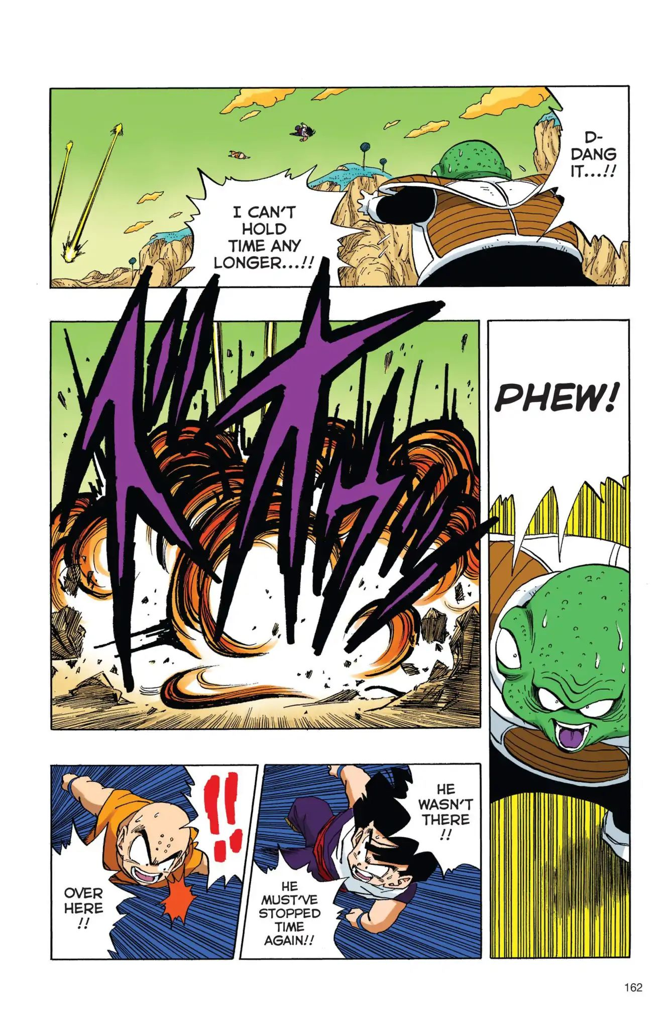 Dragon Ball Full Color Freeza Arc Chapter 29  Online Free Manga Read Image 3