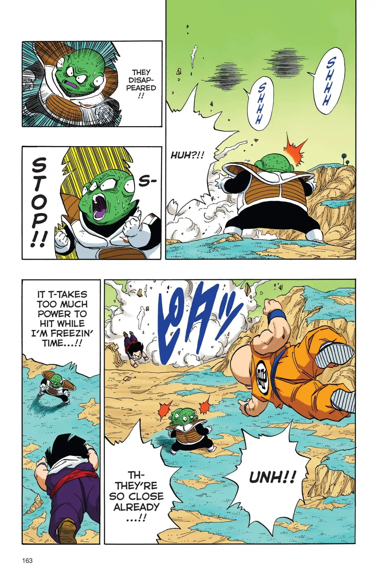 Dragon Ball Full Color Freeza Arc Chapter 29  Online Free Manga Read Image 4