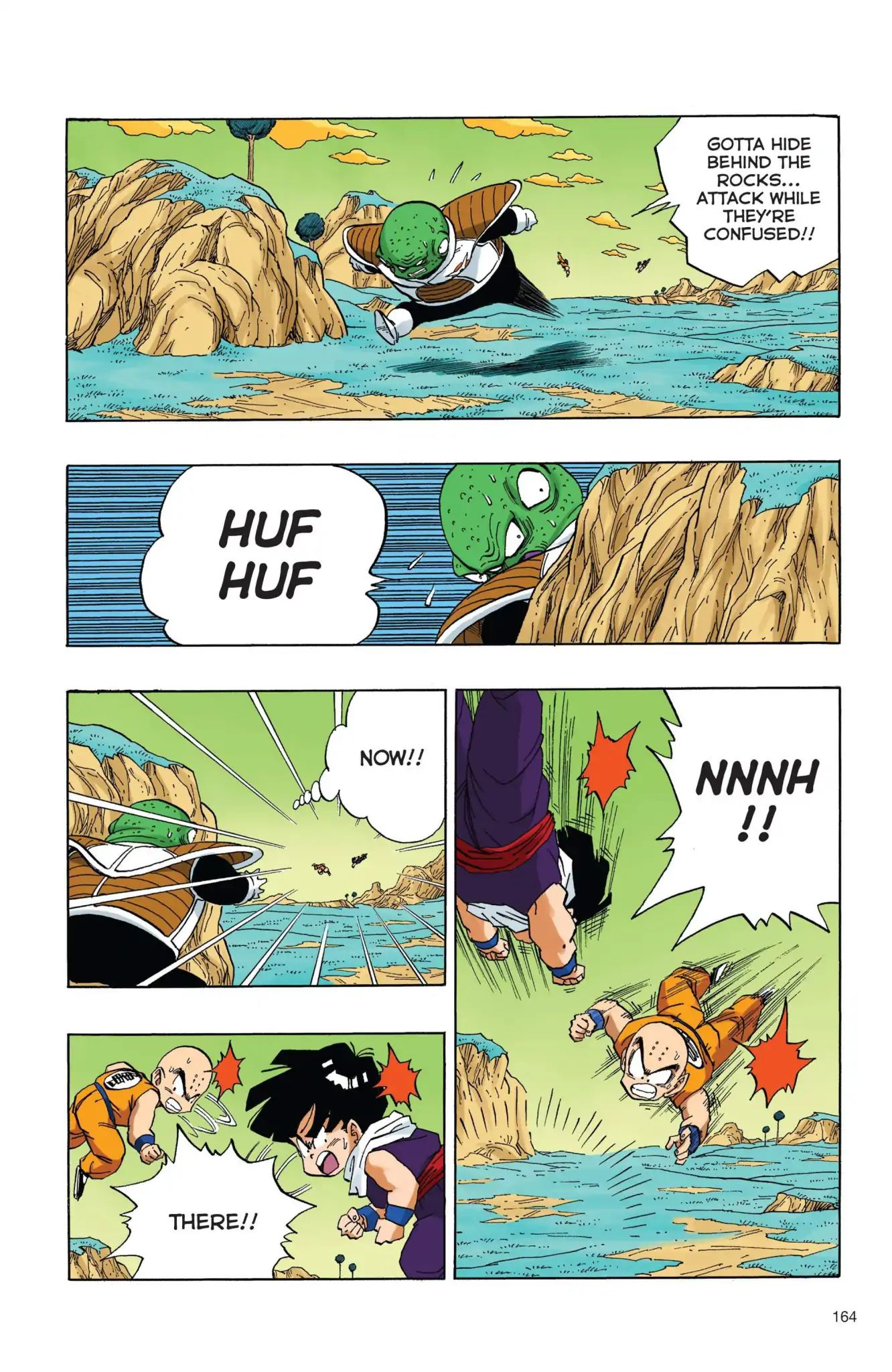 Dragon Ball Full Color Freeza Arc Chapter 29  Online Free Manga Read Image 5