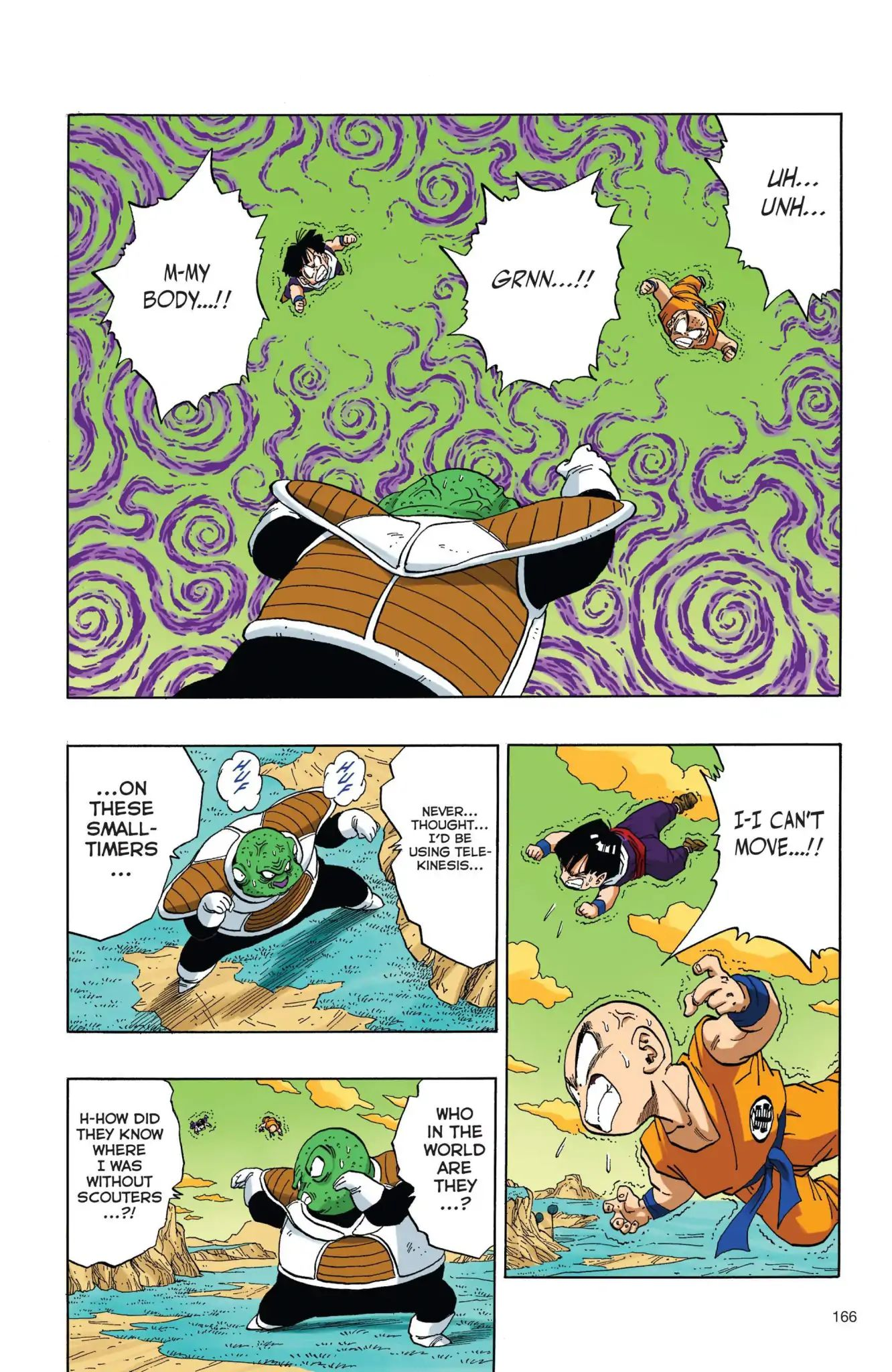 Dragon Ball Full Color Freeza Arc Chapter 29  Online Free Manga Read Image 7