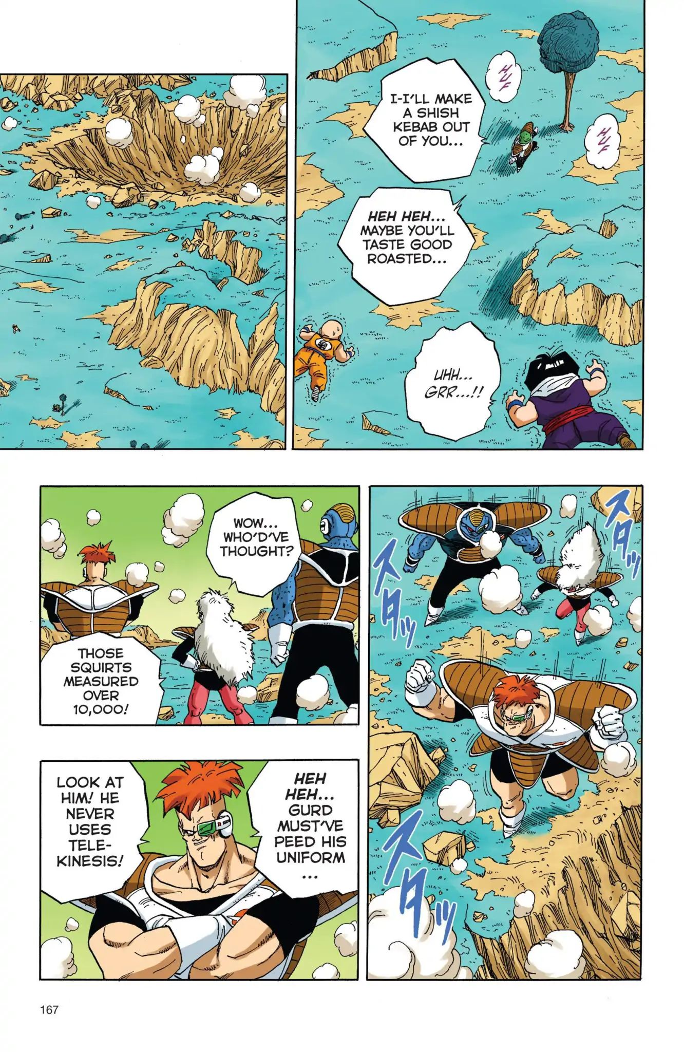 Dragon Ball Full Color Freeza Arc Chapter 29  Online Free Manga Read Image 8