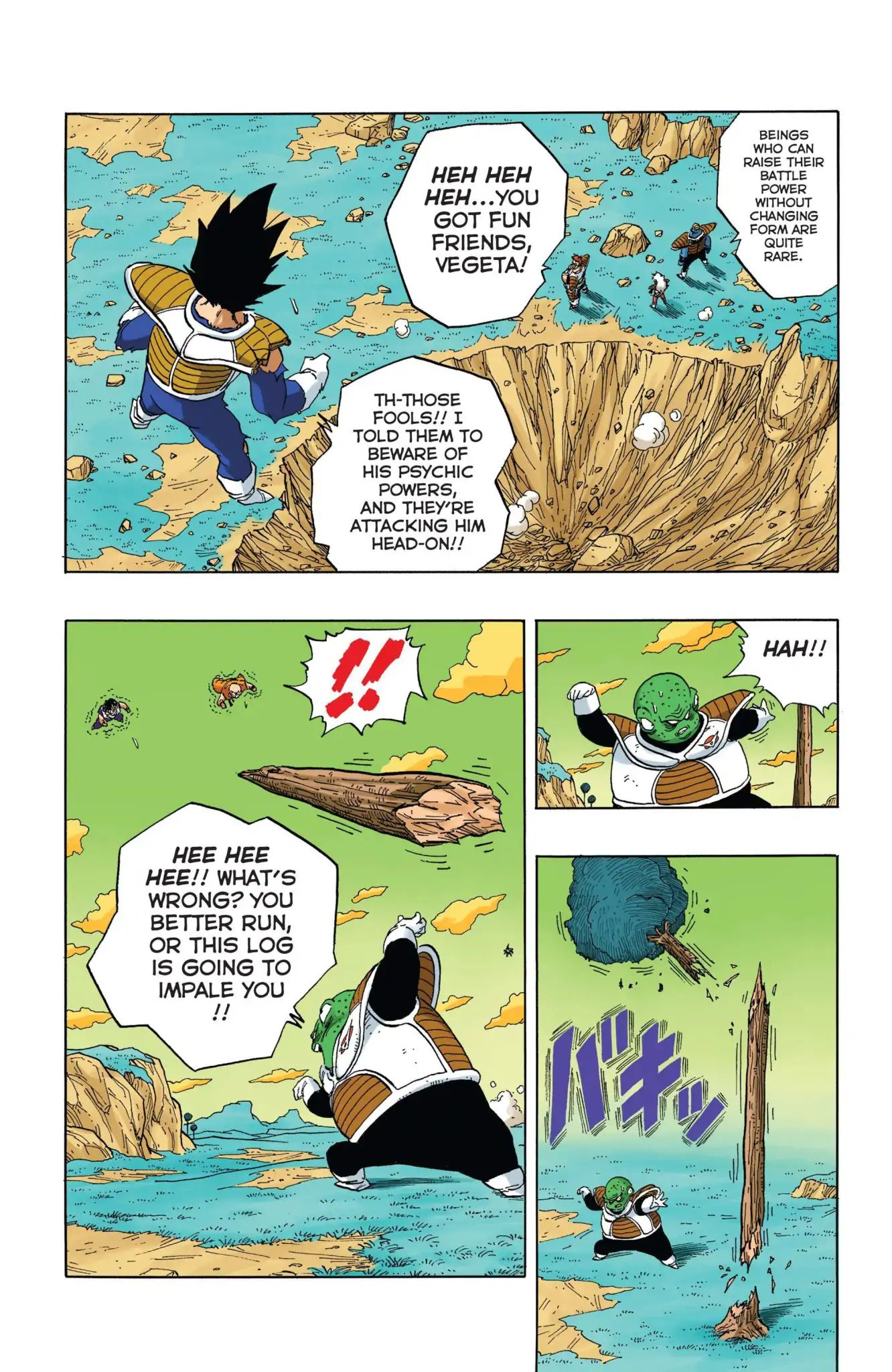Dragon Ball Full Color Freeza Arc Chapter 29  Online Free Manga Read Image 9