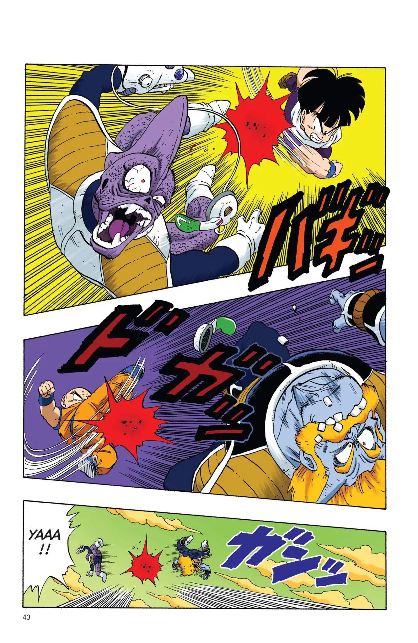 Dragon Ball Full Color Freeza Arc Chapter 3  Online Free Manga Read Image 10