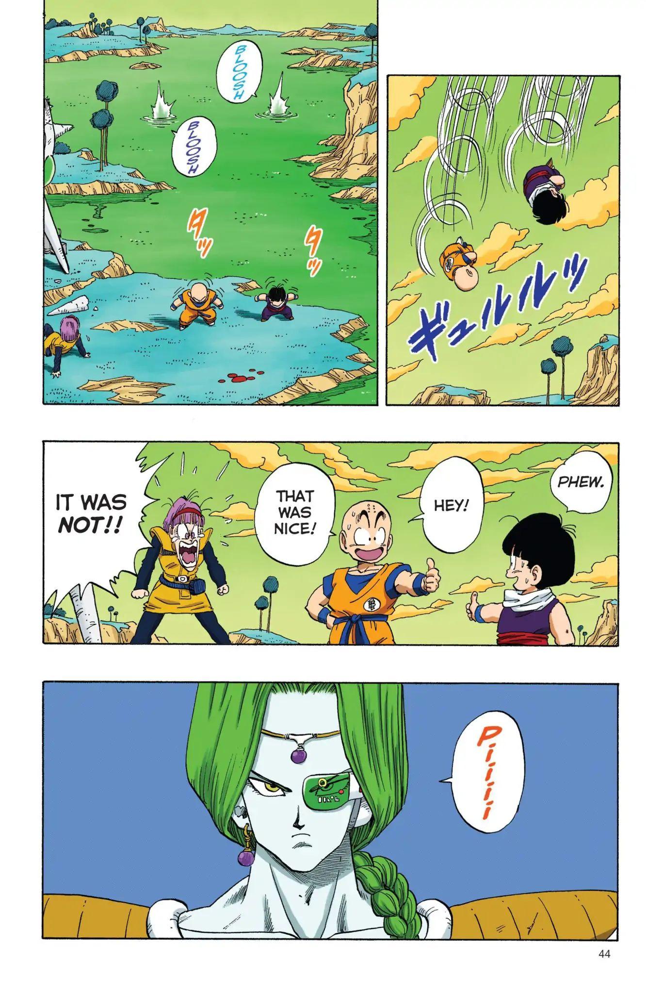 Dragon Ball Full Color Freeza Arc Chapter 3  Online Free Manga Read Image 11