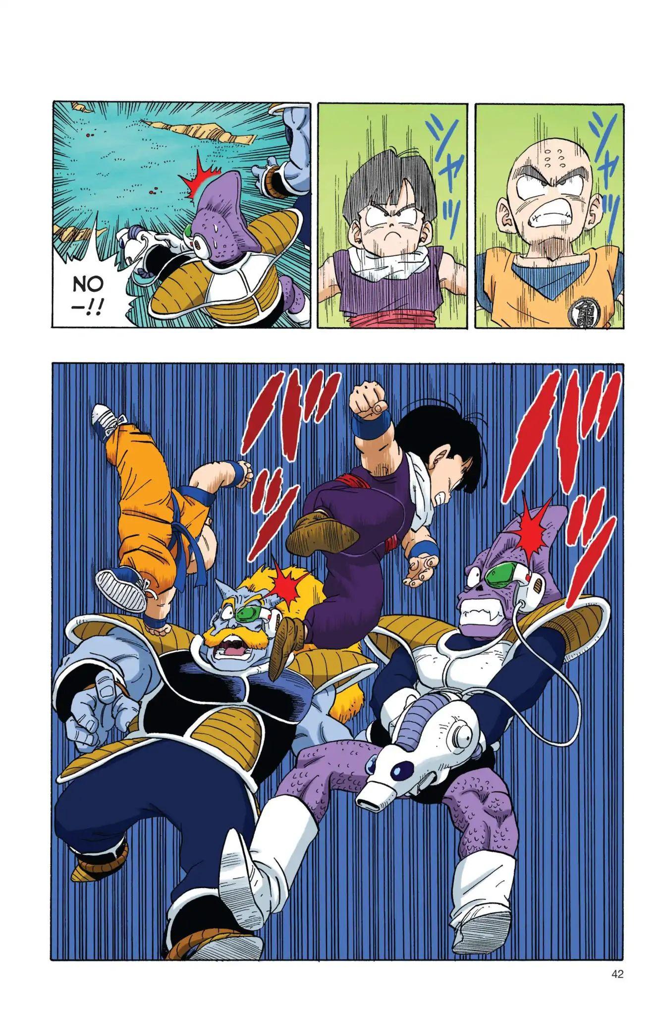 Dragon Ball Full Color Freeza Arc Chapter 3  Online Free Manga Read Image 9