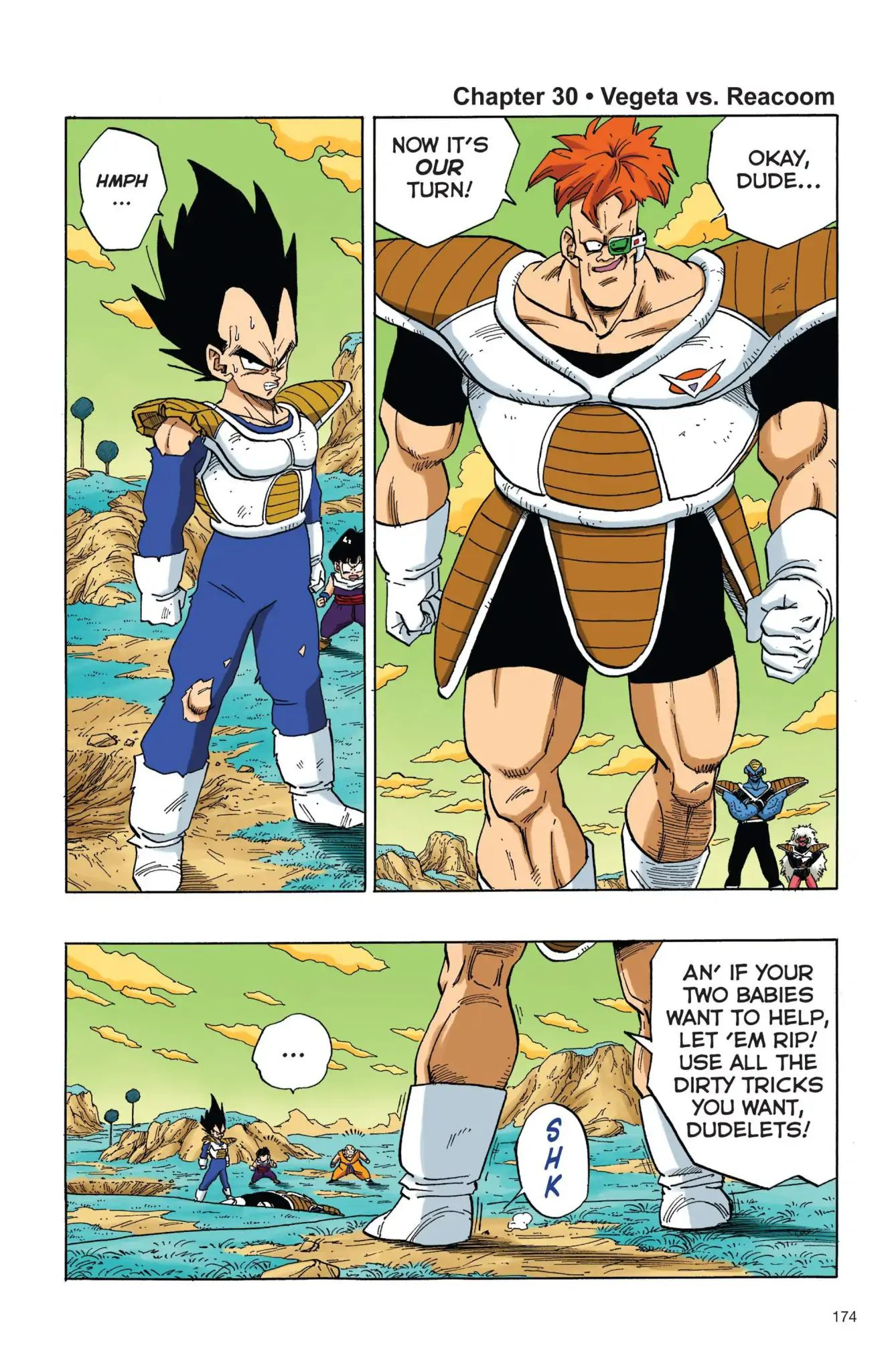 Dragon Ball Full Color Freeza Arc Chapter 30  Online Free Manga Read Image 1