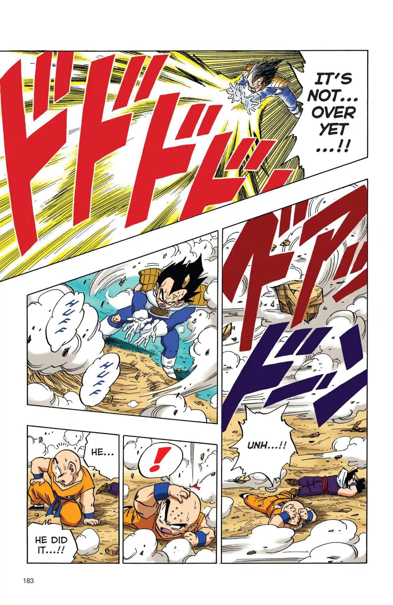 Dragon Ball Full Color Freeza Arc Chapter 30  Online Free Manga Read Image 10