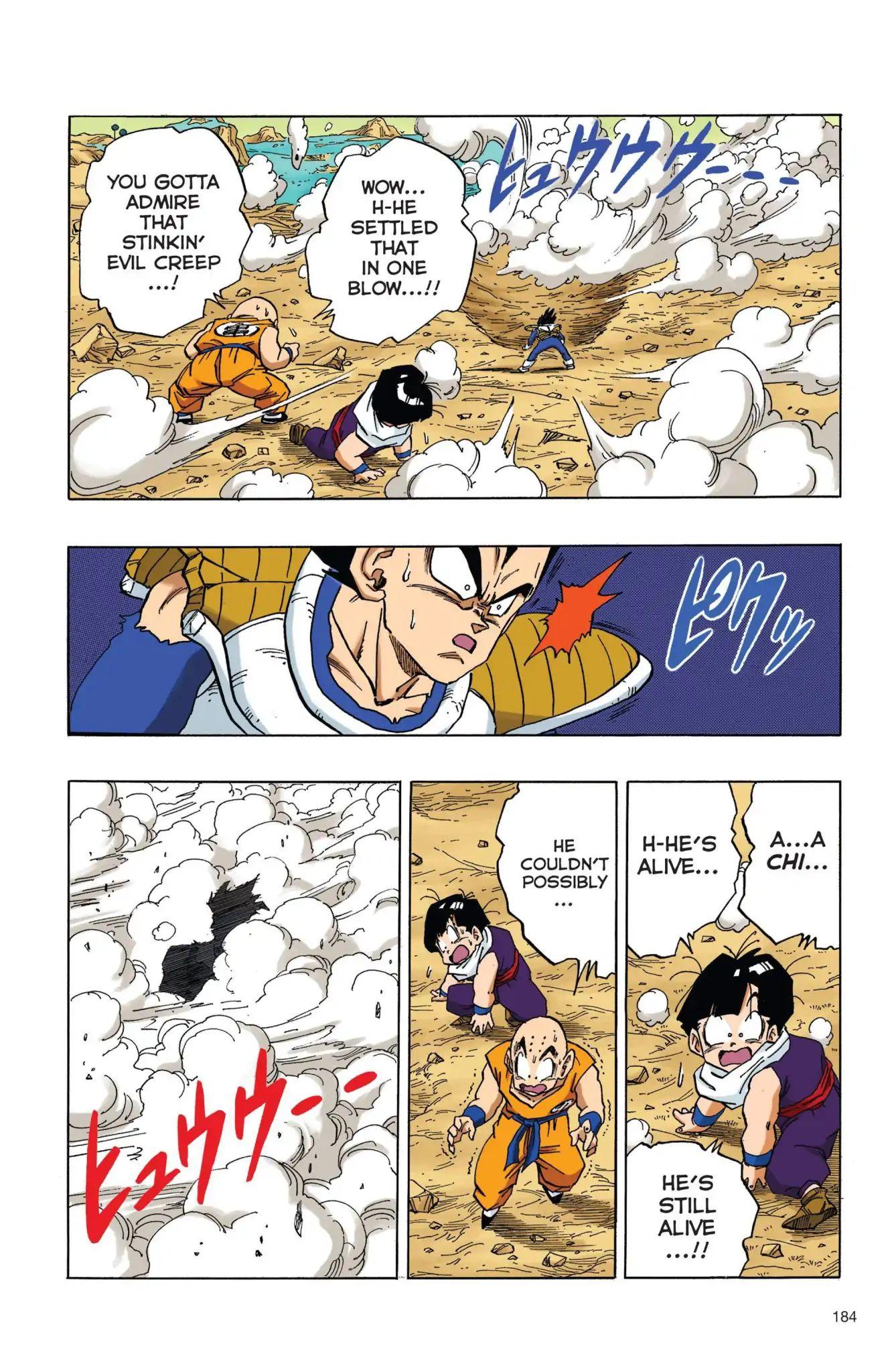 Dragon Ball Full Color Freeza Arc Chapter 30  Online Free Manga Read Image 11