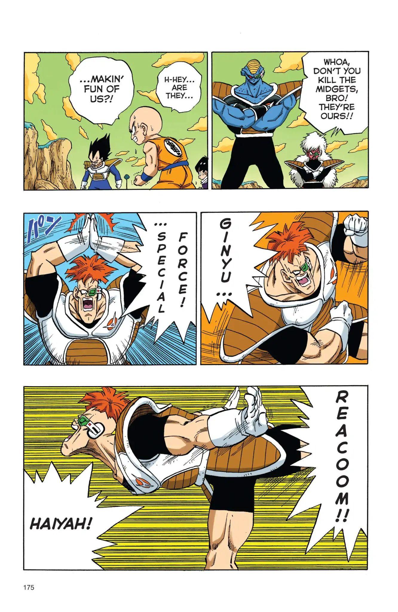 Dragon Ball Full Color Freeza Arc Chapter 30  Online Free Manga Read Image 2
