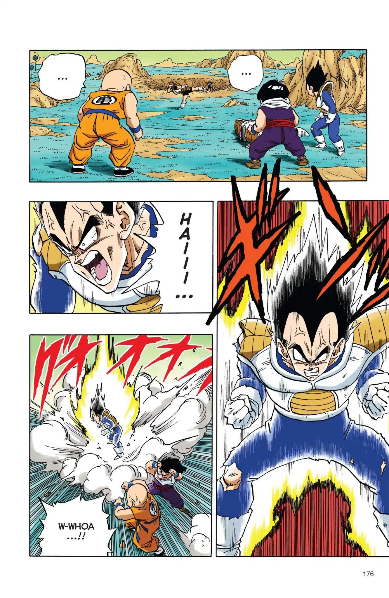 Dragon Ball Full Color Freeza Arc Chapter 30  Online Free Manga Read Image 3