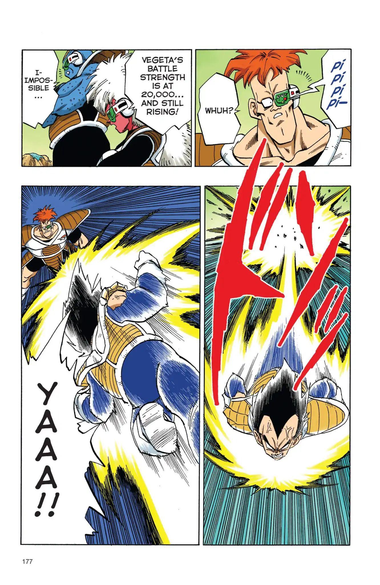 Dragon Ball Full Color Freeza Arc Chapter 30  Online Free Manga Read Image 4