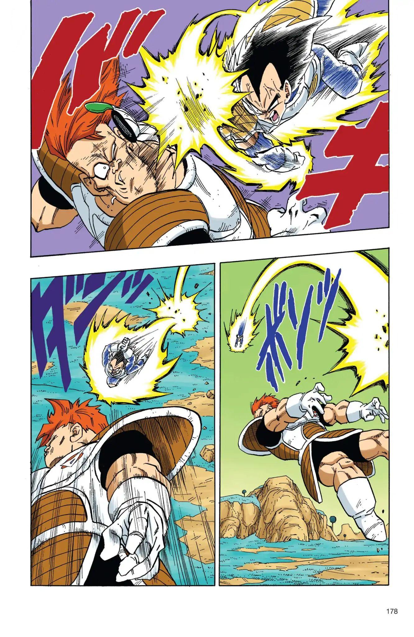 Dragon Ball Full Color Freeza Arc Chapter 30  Online Free Manga Read Image 5