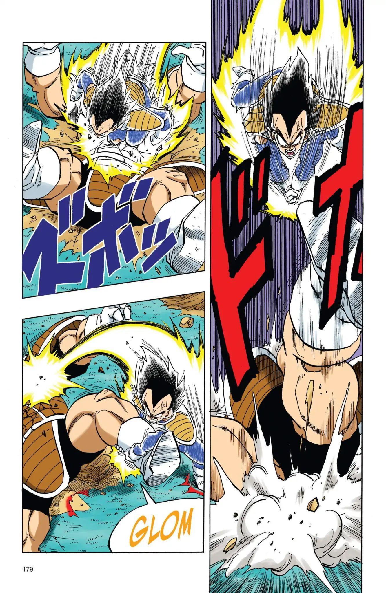 Dragon Ball Full Color Freeza Arc Chapter 30  Online Free Manga Read Image 6