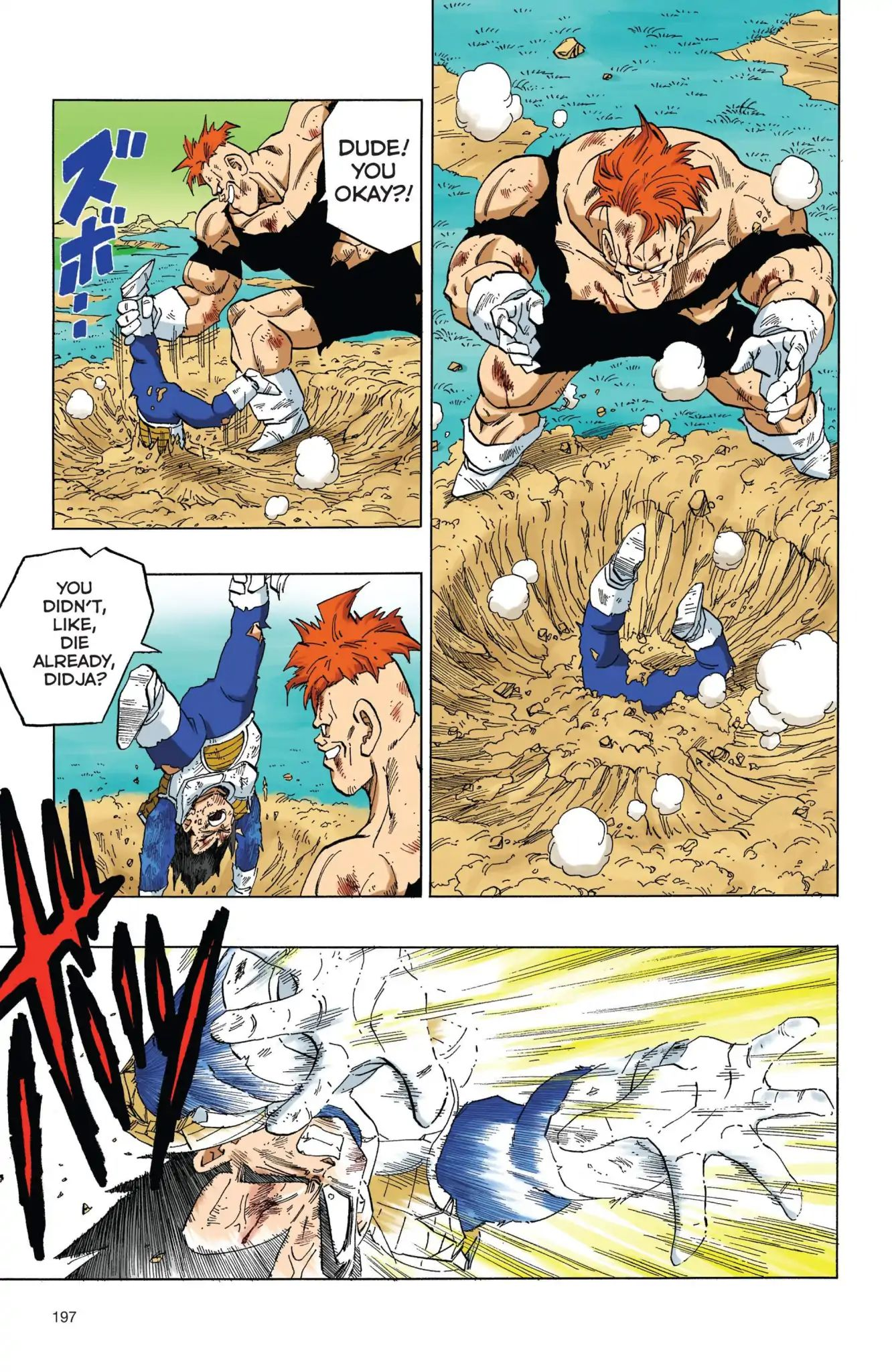 Dragon Ball Full Color Freeza Arc Chapter 31  Online Free Manga Read Image 10