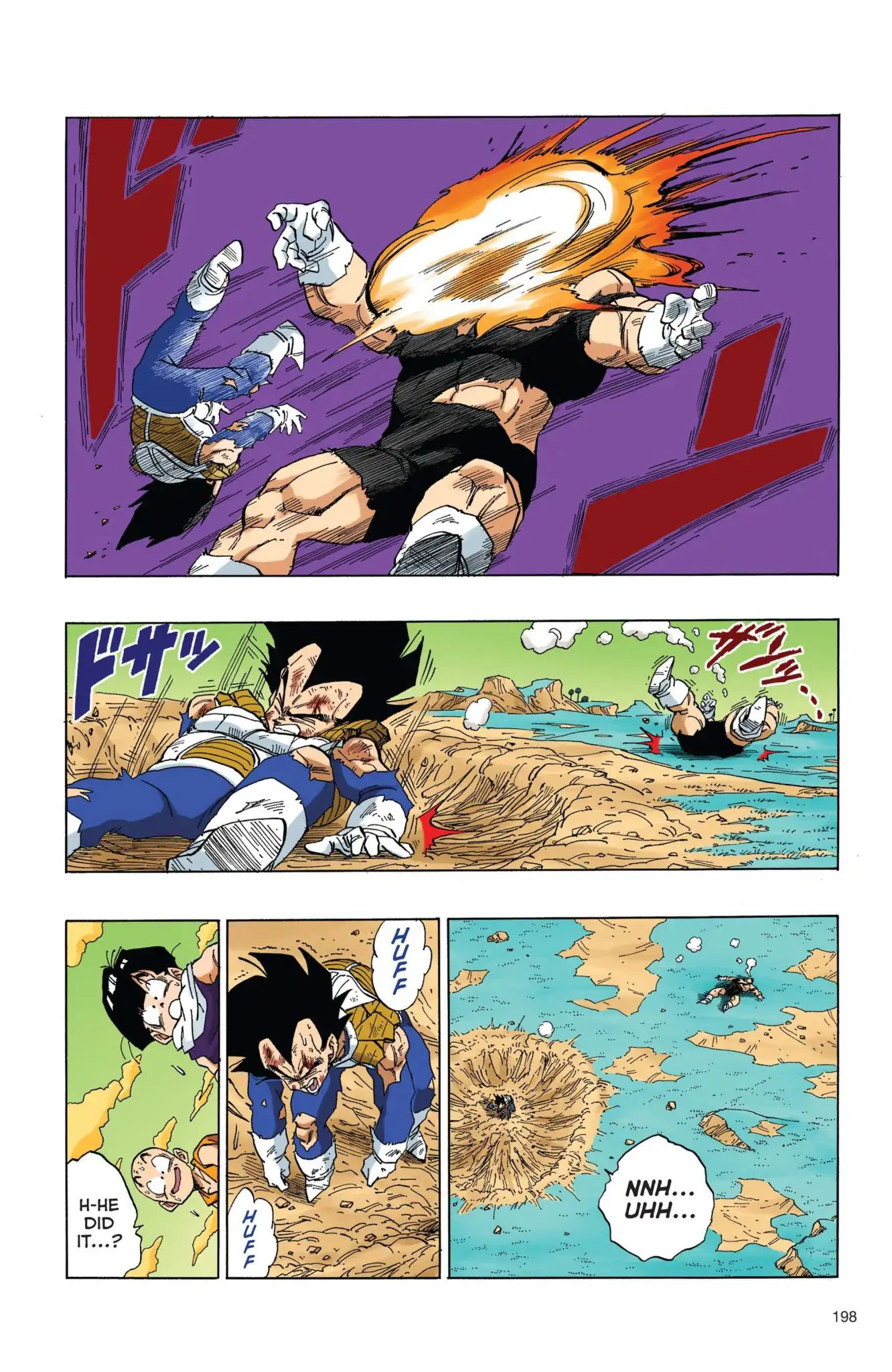 Dragon Ball Full Color Freeza Arc Chapter 31  Online Free Manga Read Image 11