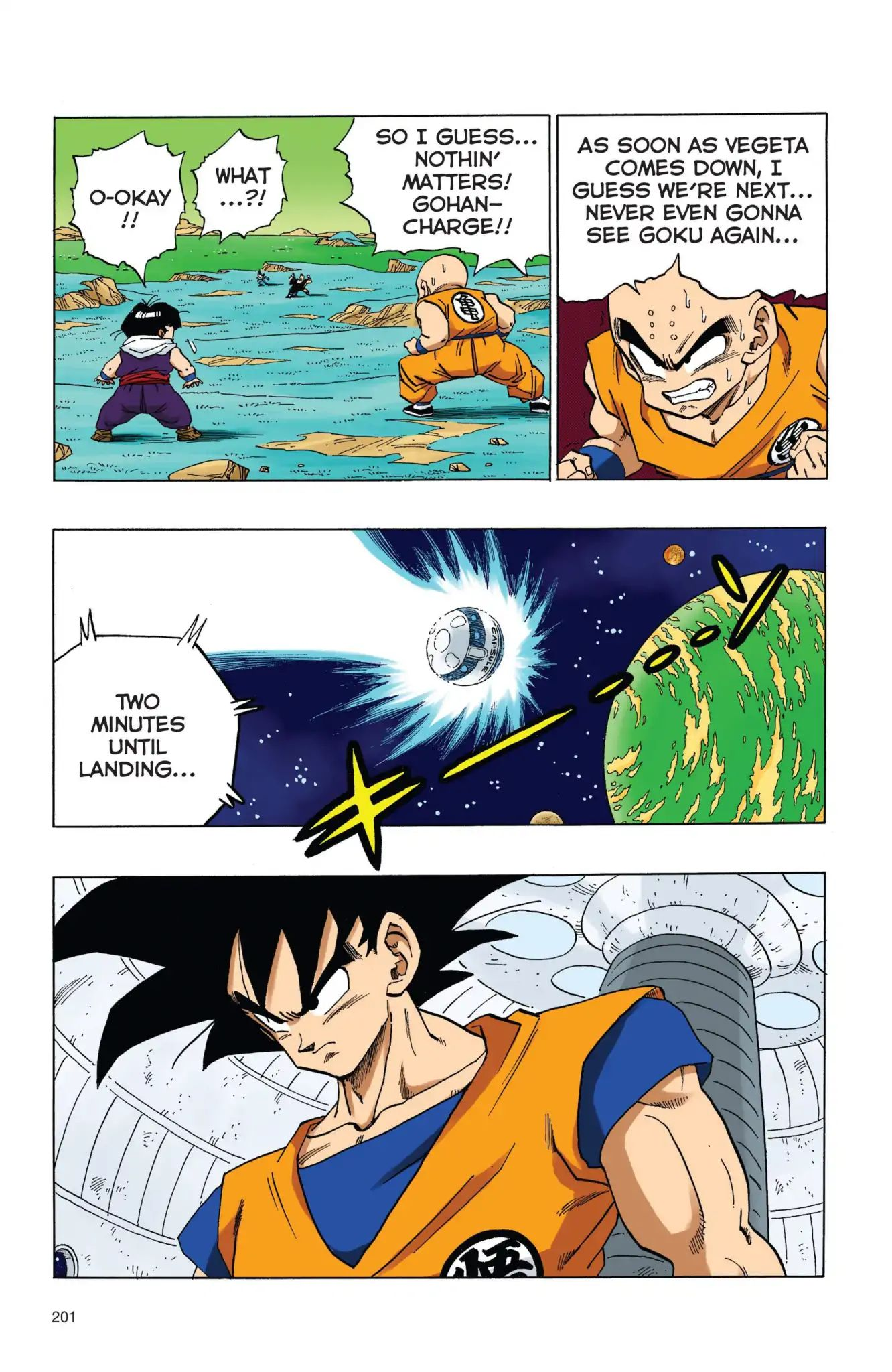 Dragon Ball Full Color Freeza Arc Chapter 31  Online Free Manga Read Image 14