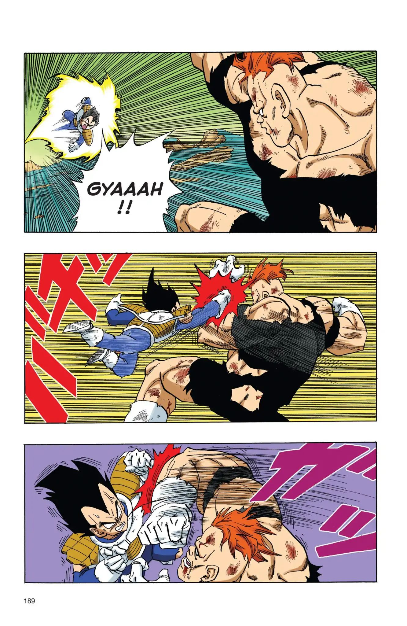 Dragon Ball Full Color Freeza Arc Chapter 31  Online Free Manga Read Image 2