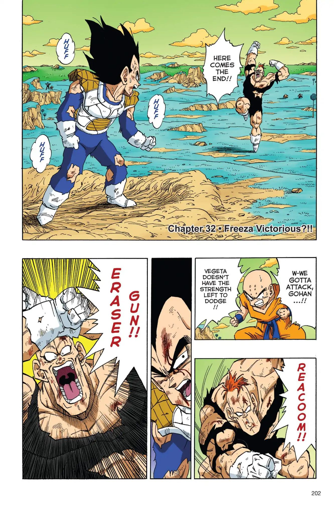 Dragon Ball Full Color Freeza Arc Chapter 32  Online Free Manga Read Image 1